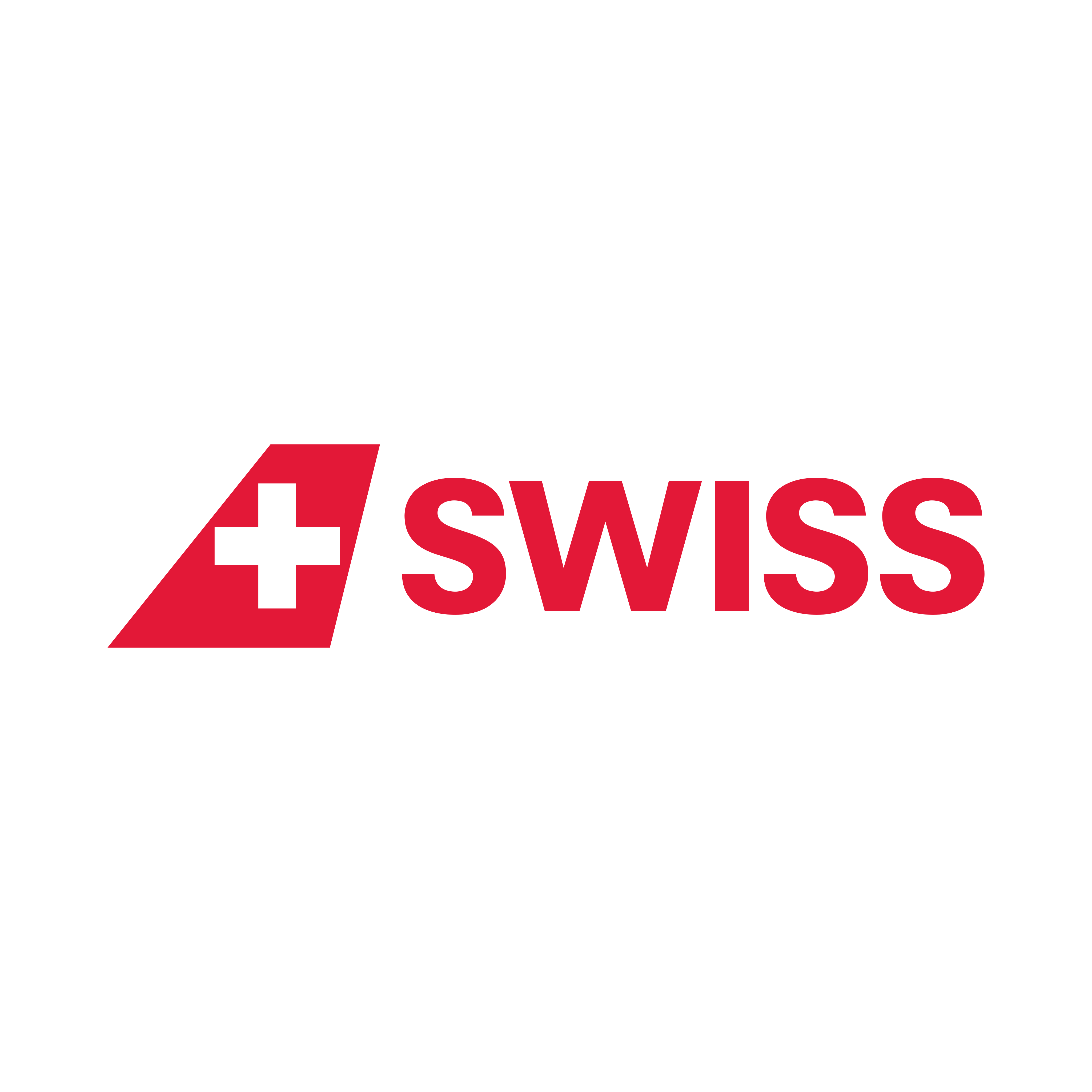 swiss air lines logo 0 - Swiss Air Lines Logo