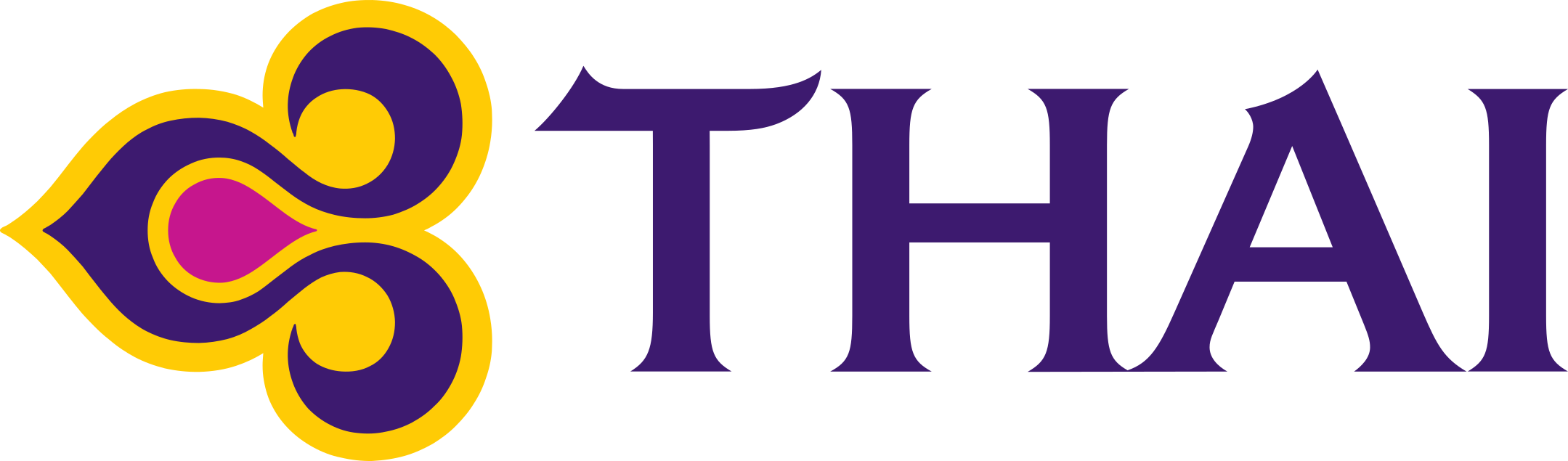 thai airways logo 1 - Thai Airways Logo