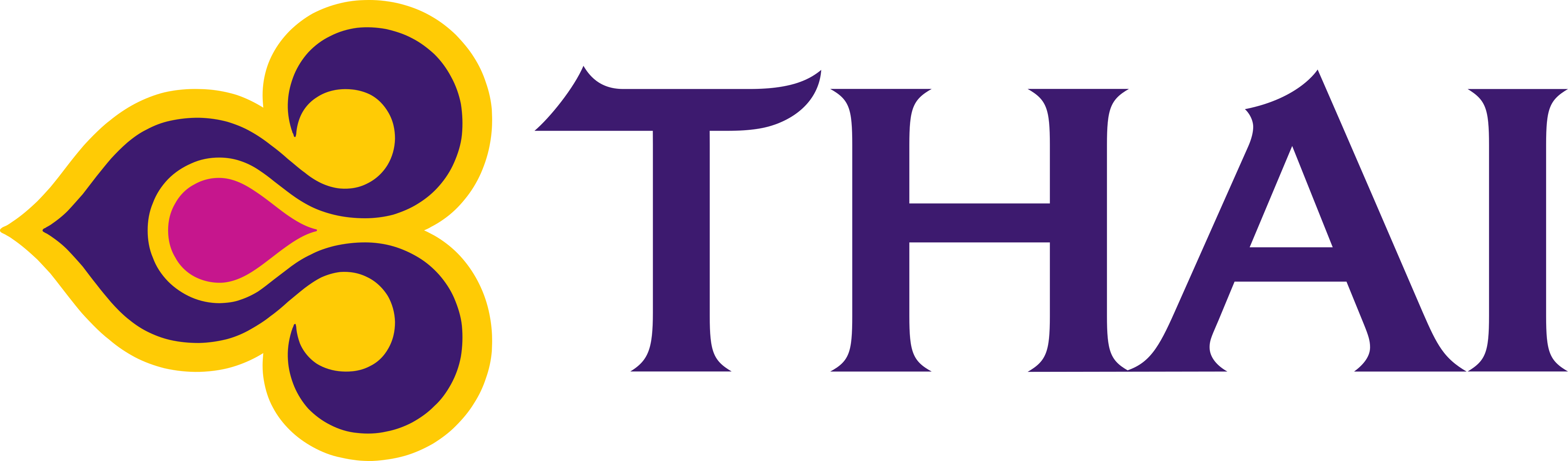 thai airways logo - Thai Airways Logo