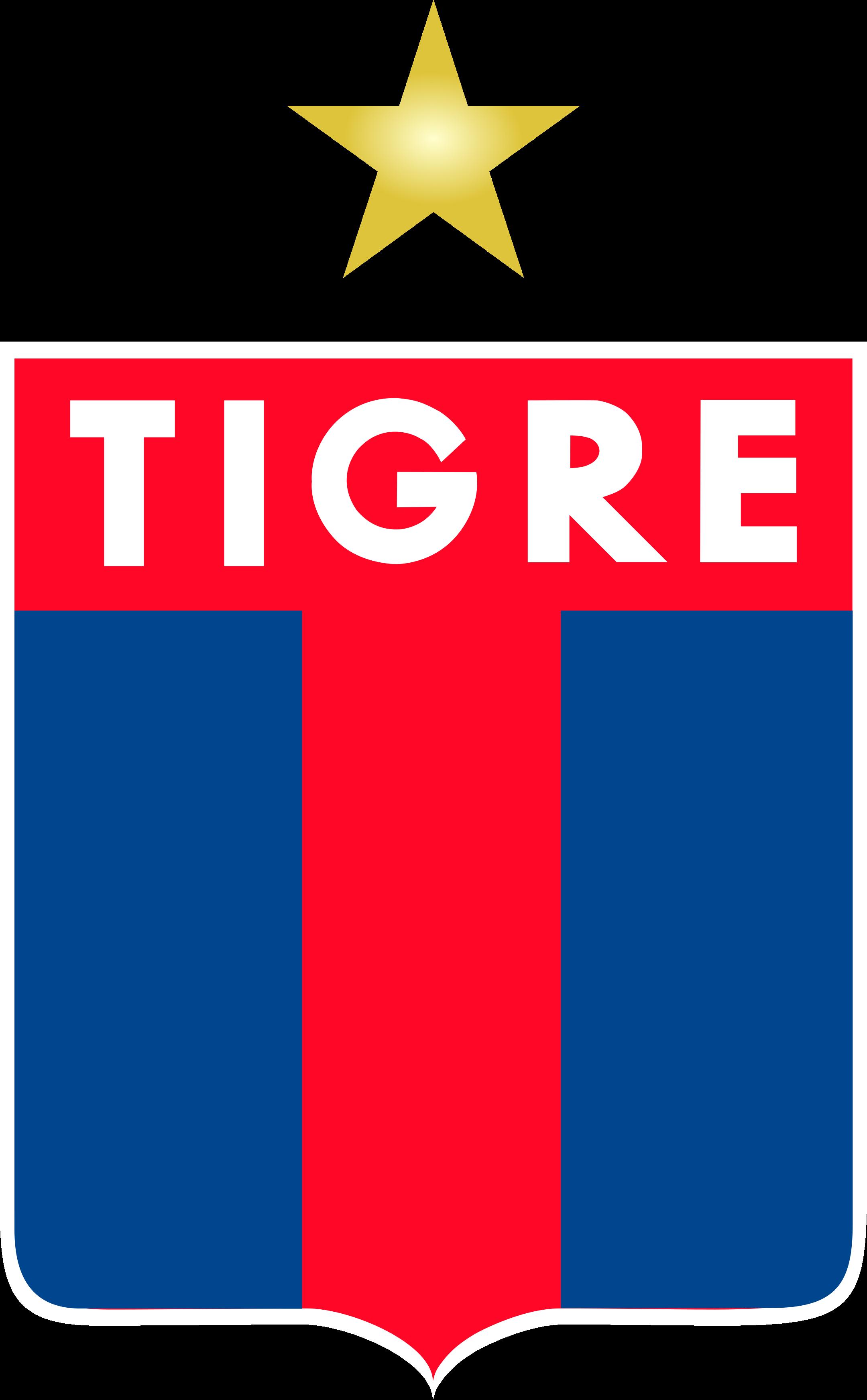 tigre logo argentina 1 - Club Atlético Tigre Logo - Escudo
