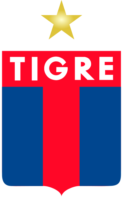 tigre logo argentina 4 - Club Atlético Tigre Logo - Escudo