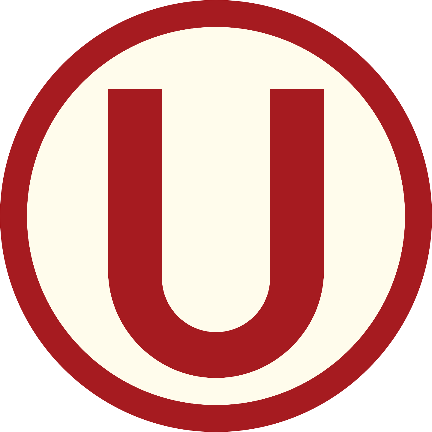 universitario fc logo escudo 2 - Universitario Logo