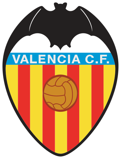 valencia cf logo escudo 4 - Valencia CF Logo - Escudo