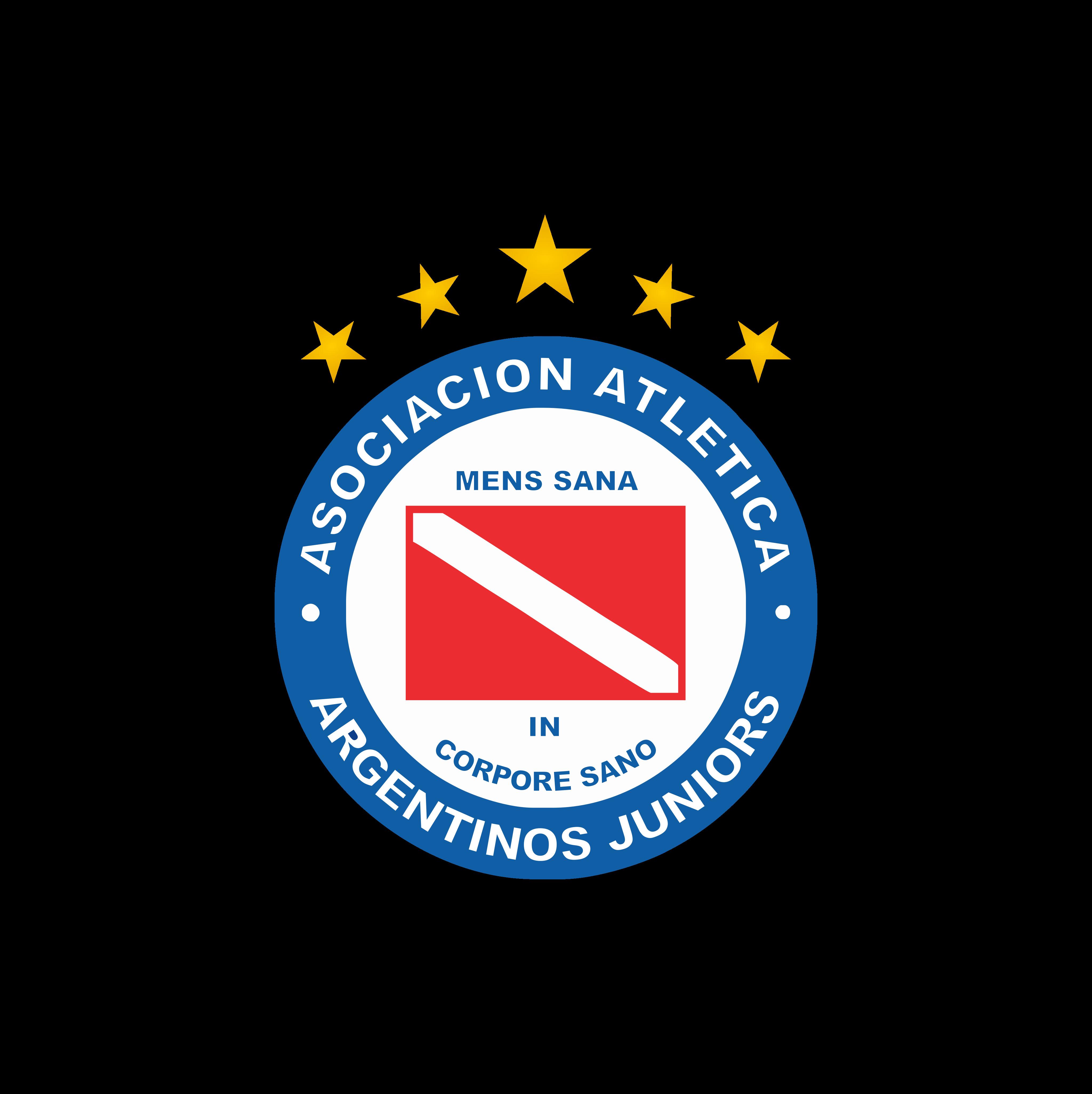 argentinos juniors logo 0 - Argentinos Juniors Logo