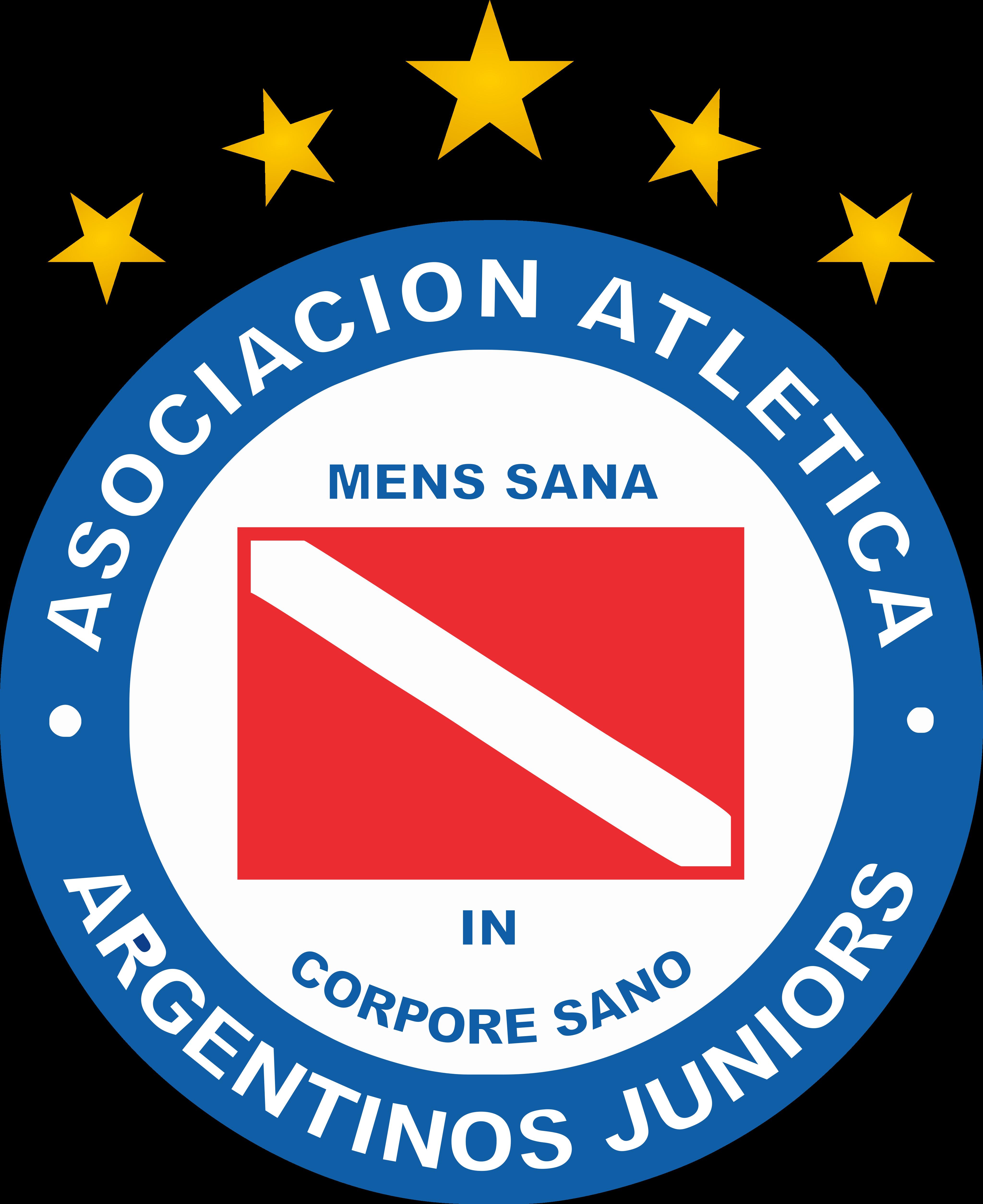 argentinos juniors logo 1 - Argentinos Juniors Logo