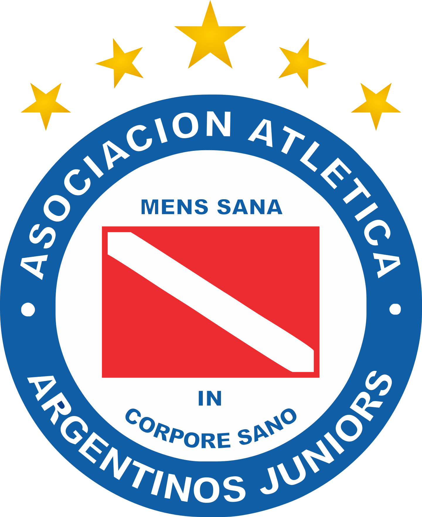 argentinos juniors logo 3 - Argentinos Juniors Logo