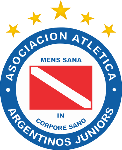 argentinos juniors logo 5 - Argentinos Juniors Logo