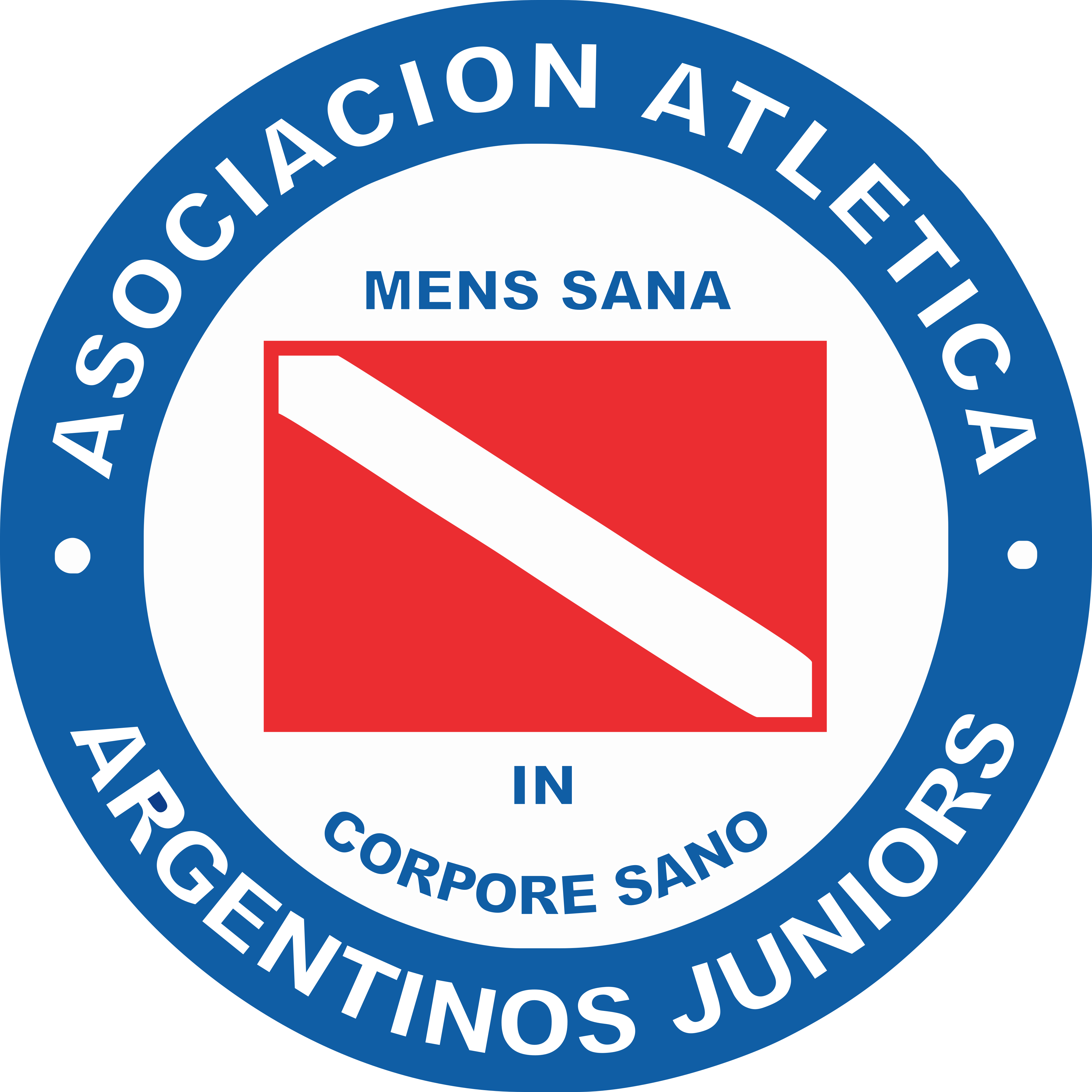 Argentinos Juniors Logo.