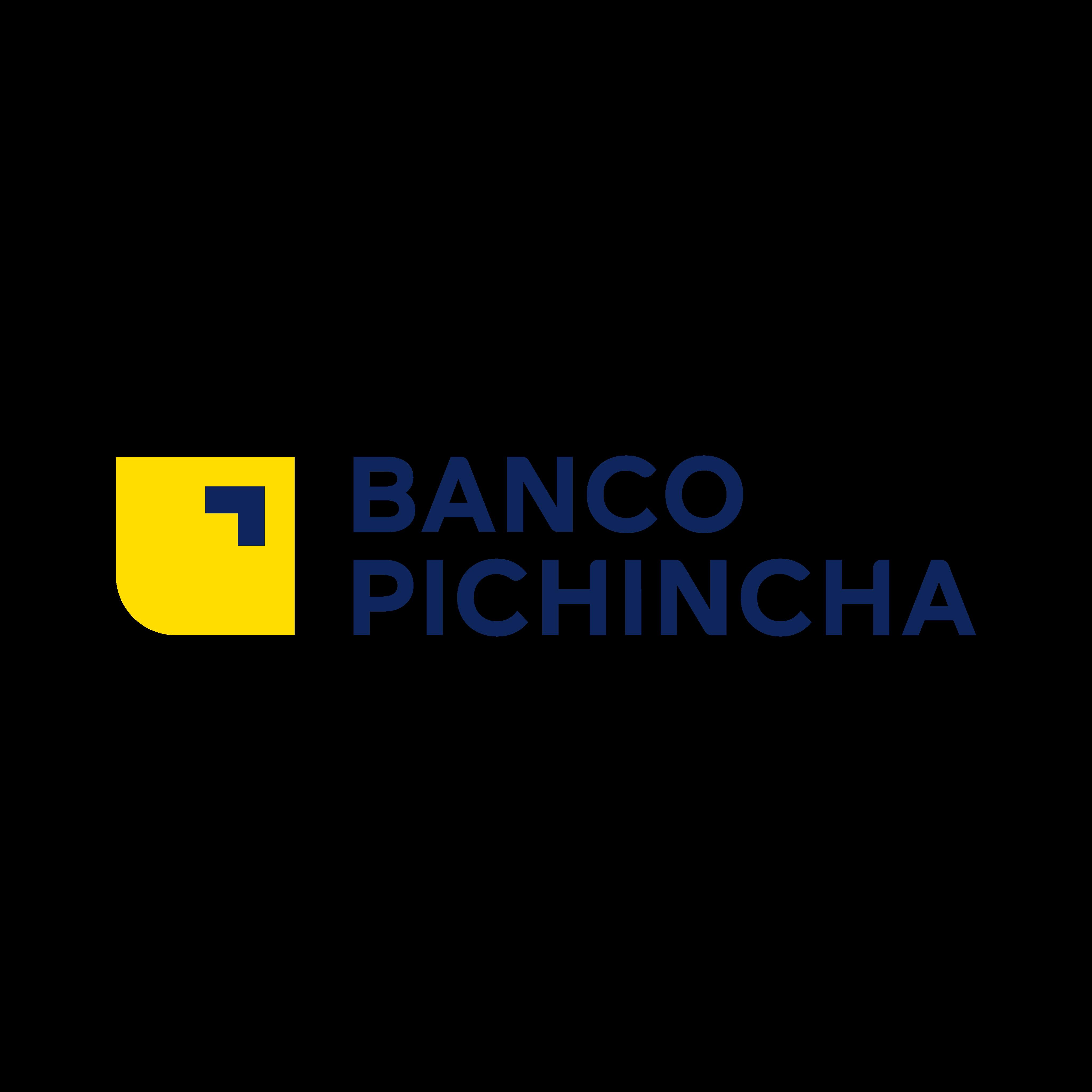 banco pichincha logo 0 - Banco Pichincha Logo