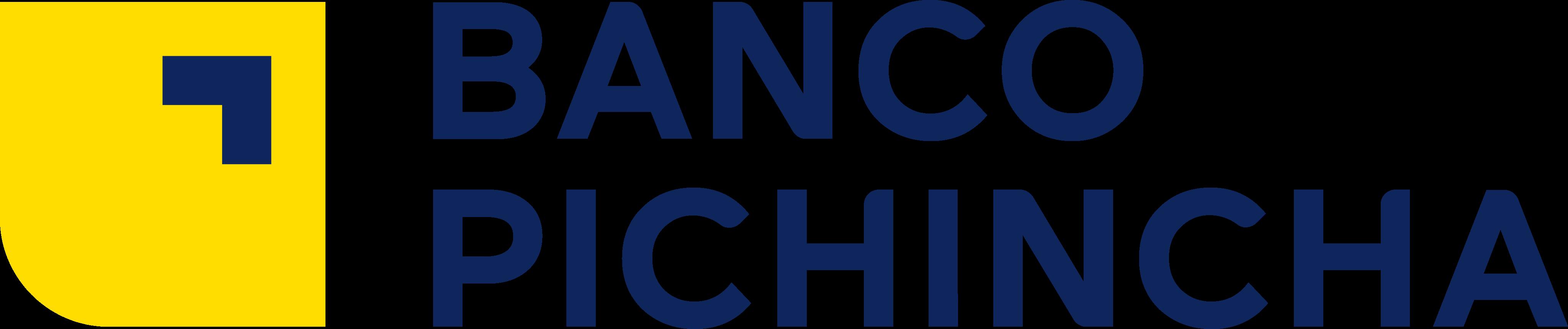 Banco Pichincha Logo.