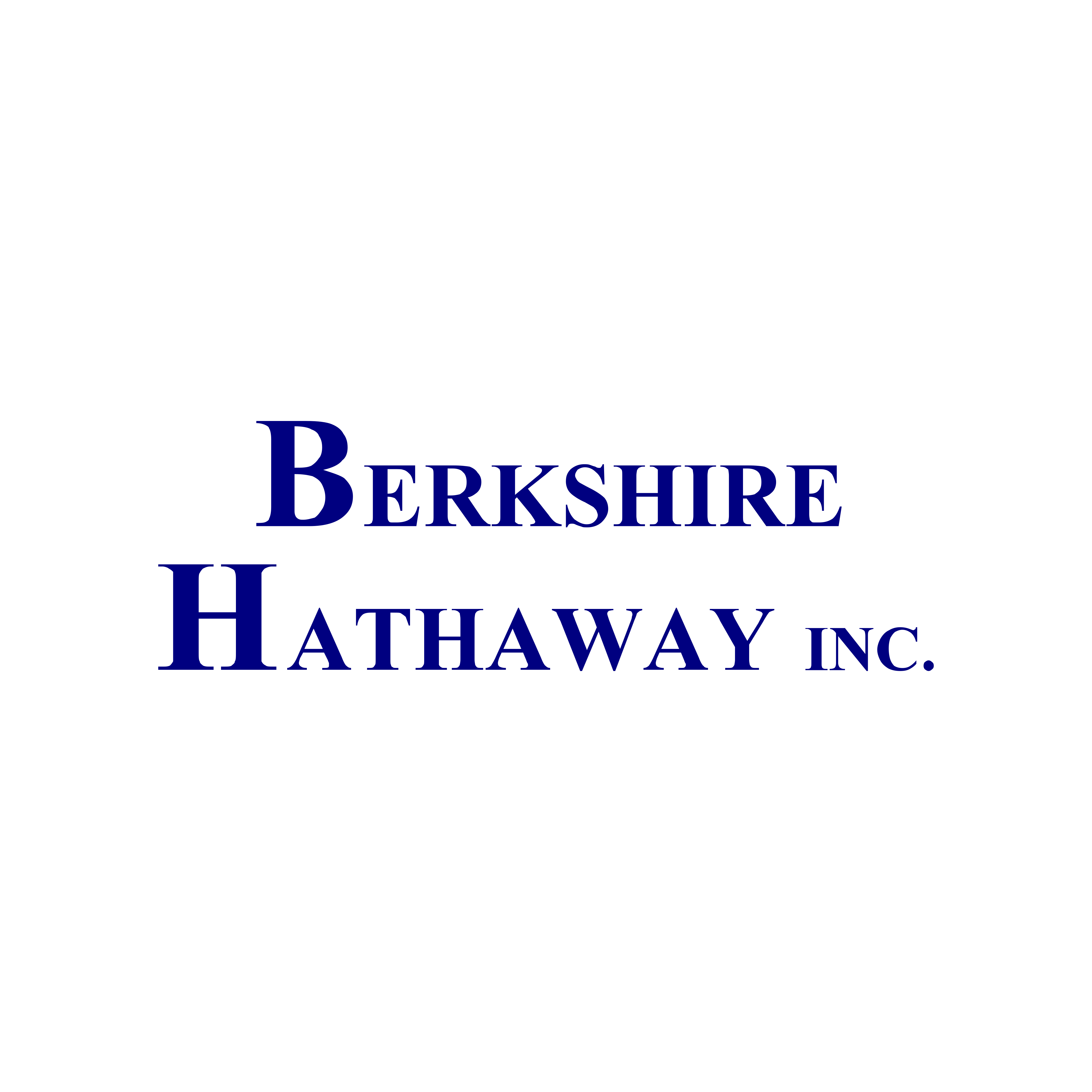 Berkshire Hathaway Beteiligungen