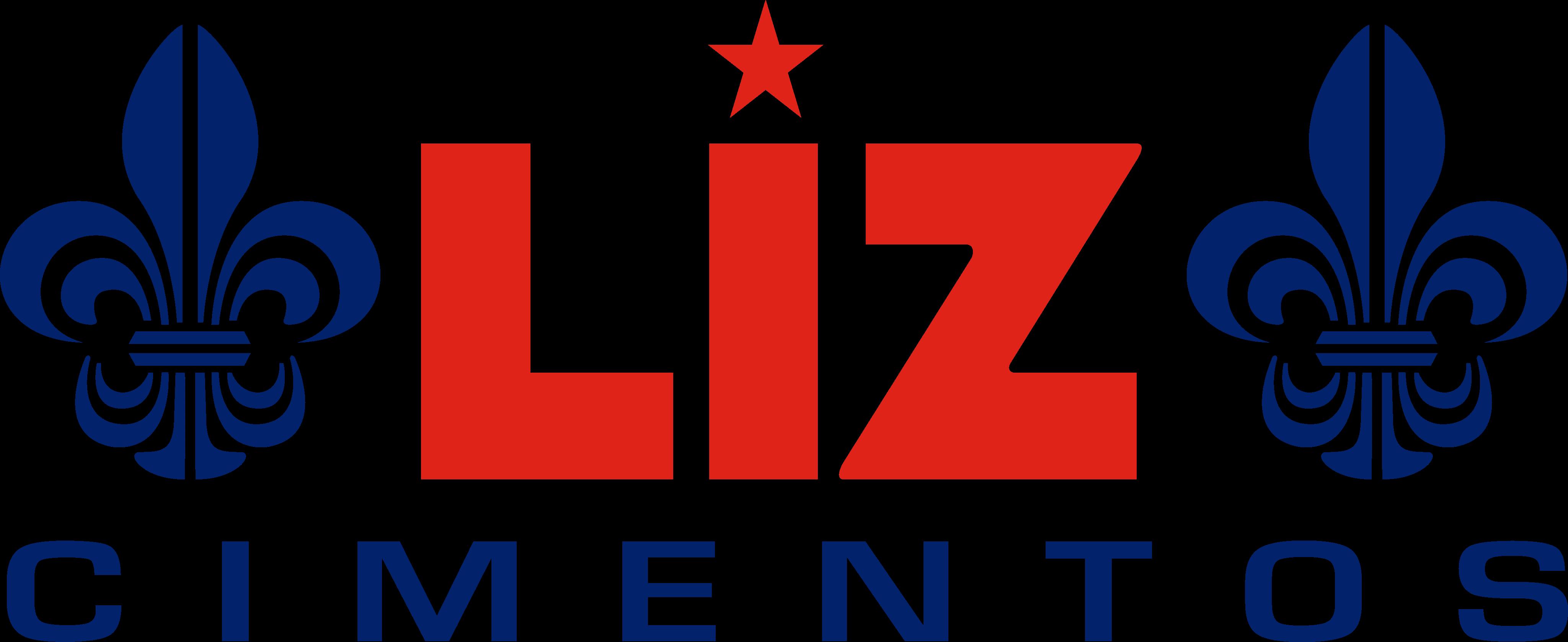 Cimentos Liz Logo.