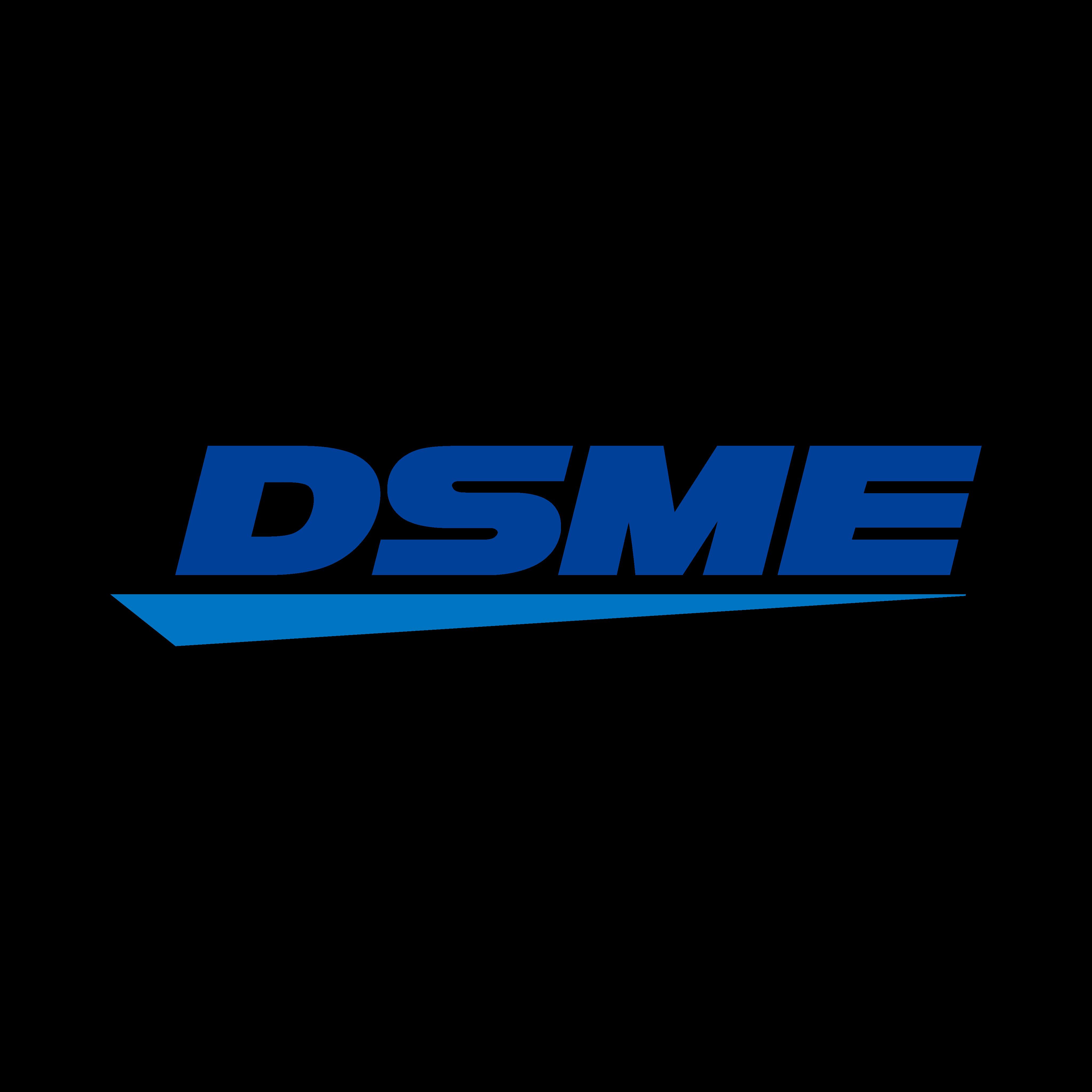 dsme logo 0 - DSME Logo