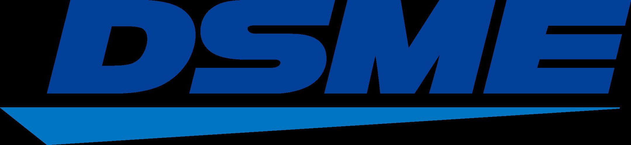 dsme logo 1 - DSME Logo