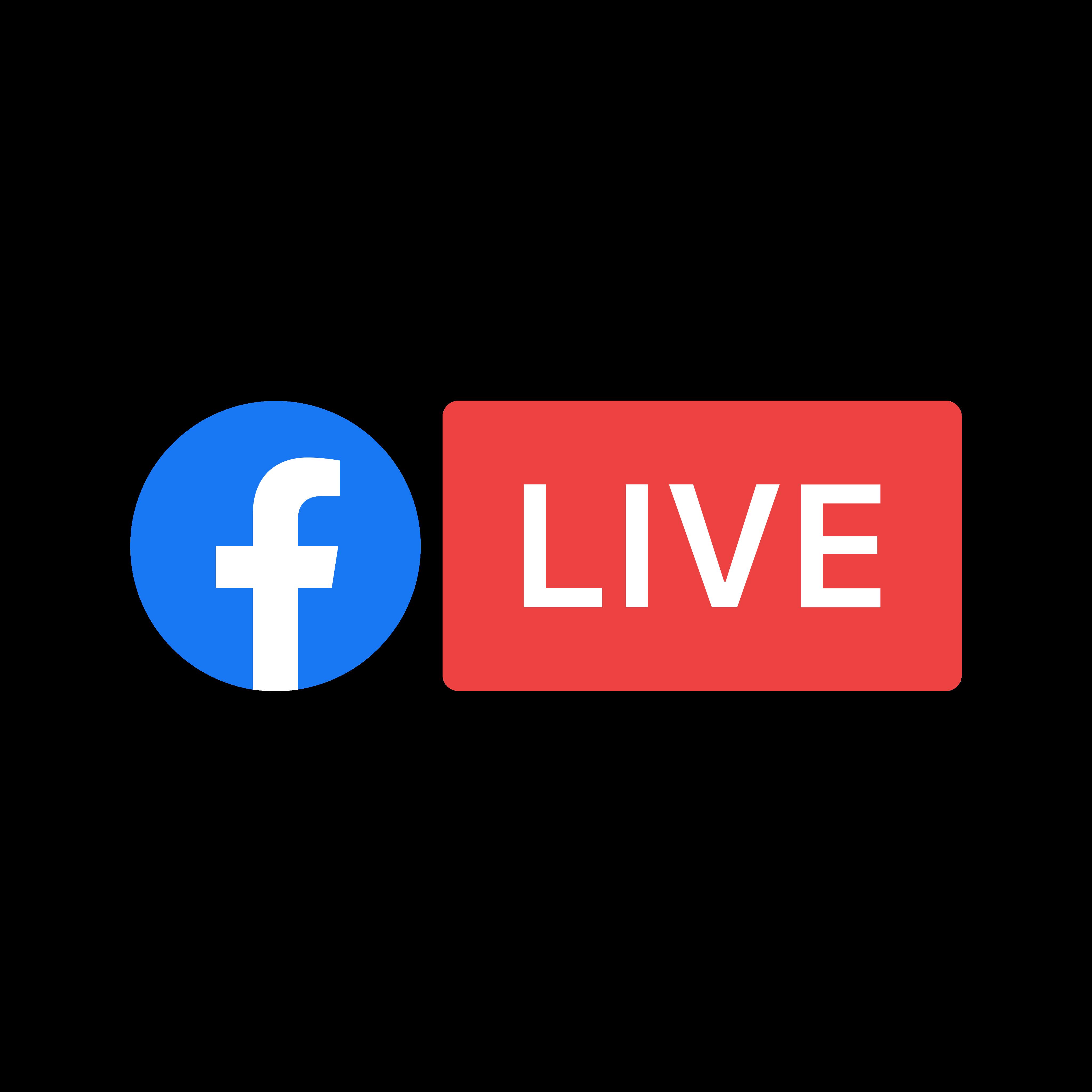 facebook live logo 0 - Facebook Live Logo