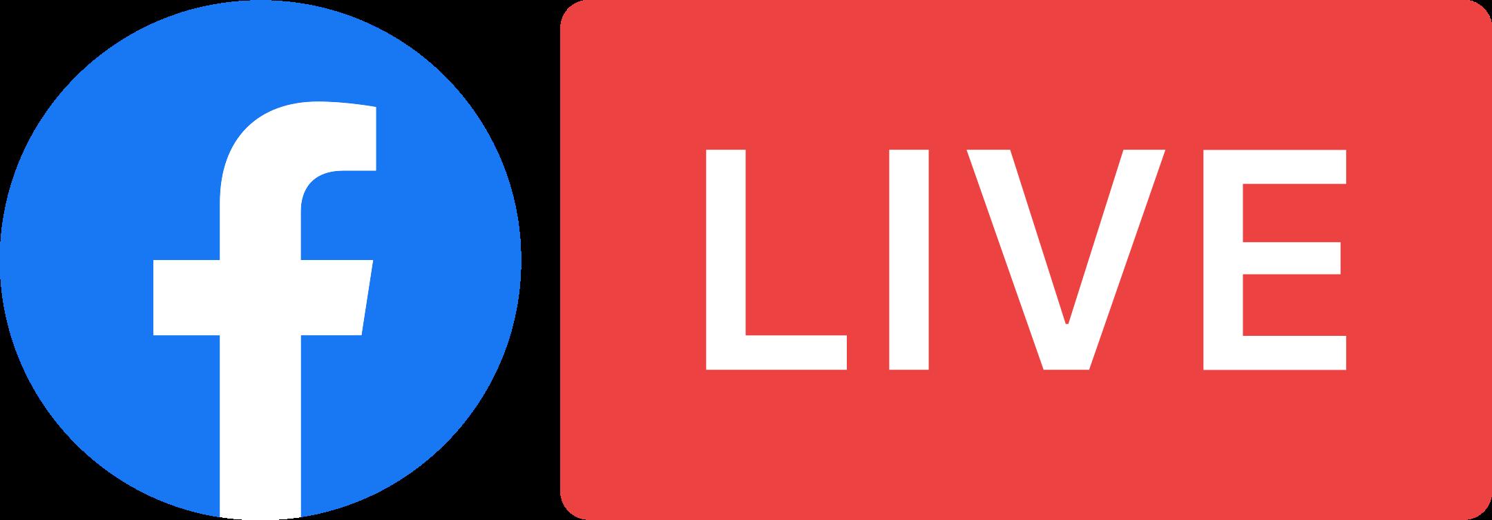 facebook live logo 1 - Facebook Live Logo