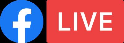 facebook live logo 4 - Facebook Live Logo