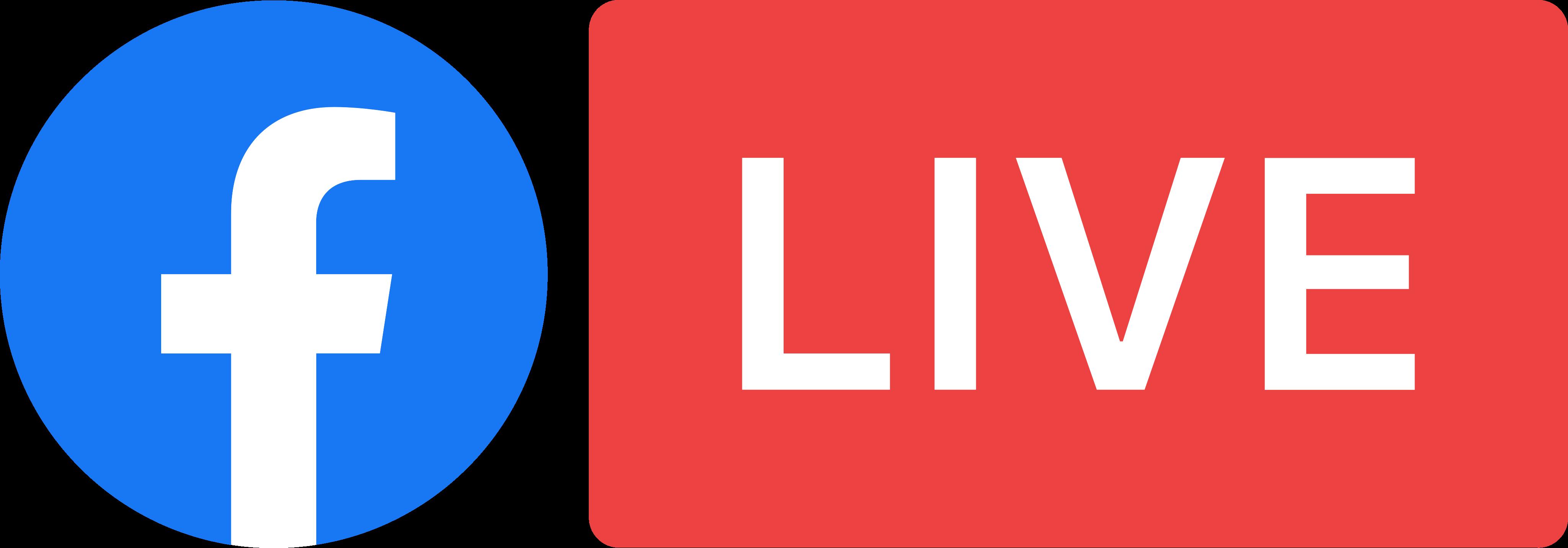 facebook live logo - Facebook Live Logo