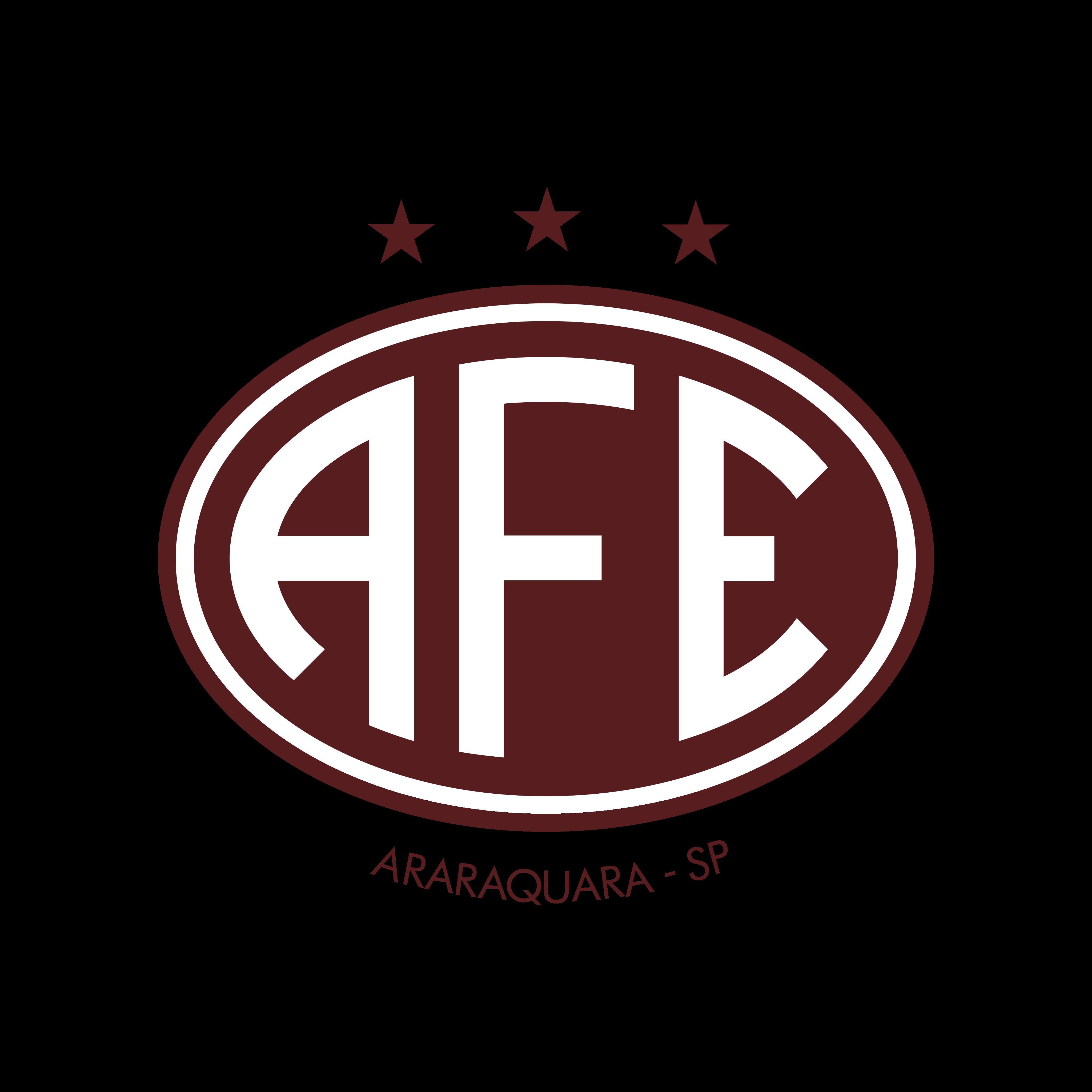 ferroviaria araraquara logo 0 - Ferroviária Araraquara Logo
