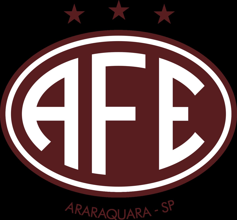 ferroviaria araraquara logo 3 - Ferroviária Araraquara Logo