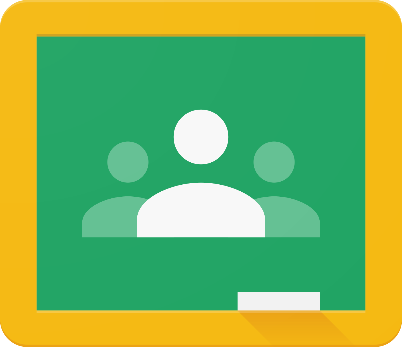 google classroom logo 2 - Google Classroom Logo