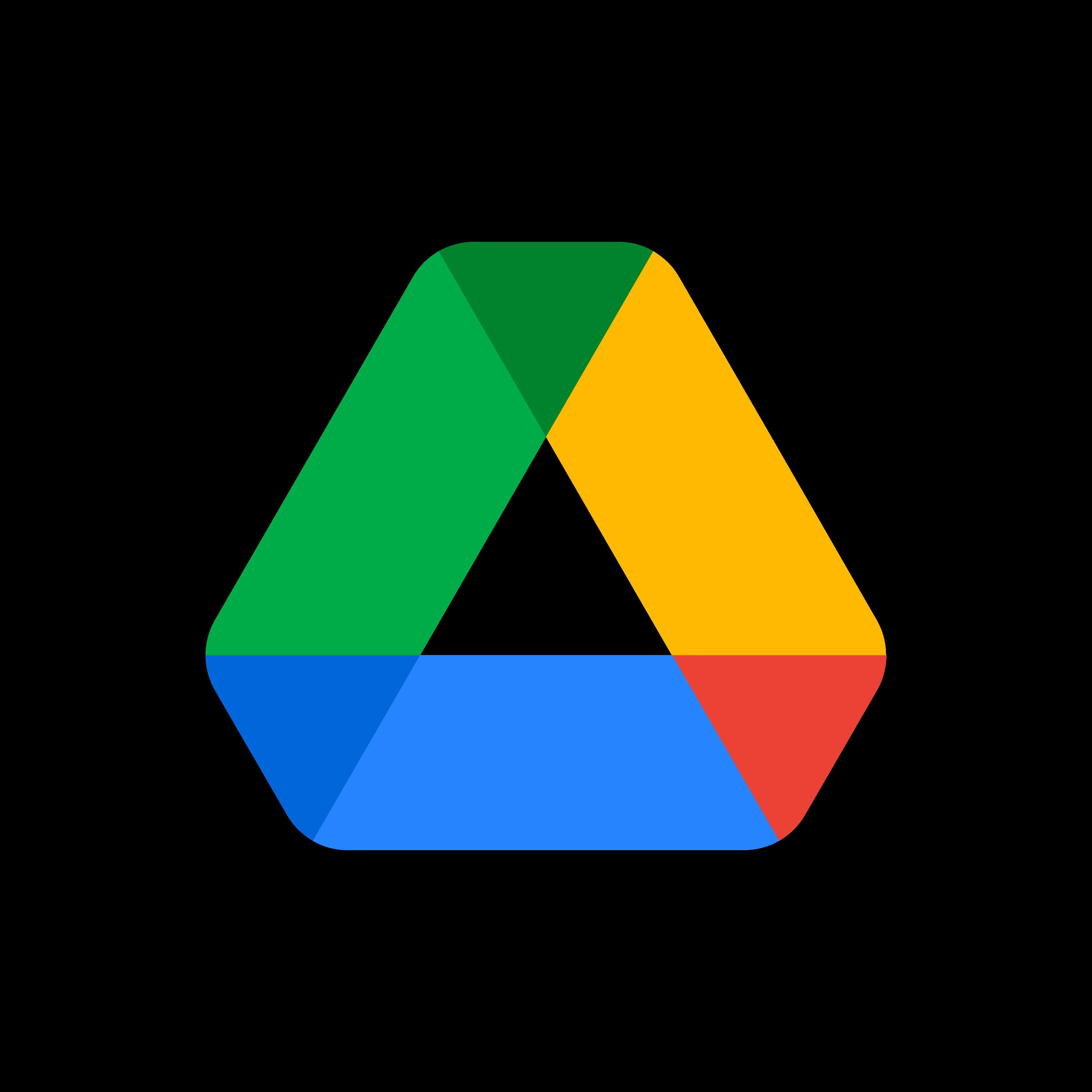 google drive logo 0 1 - Google Drive Logo