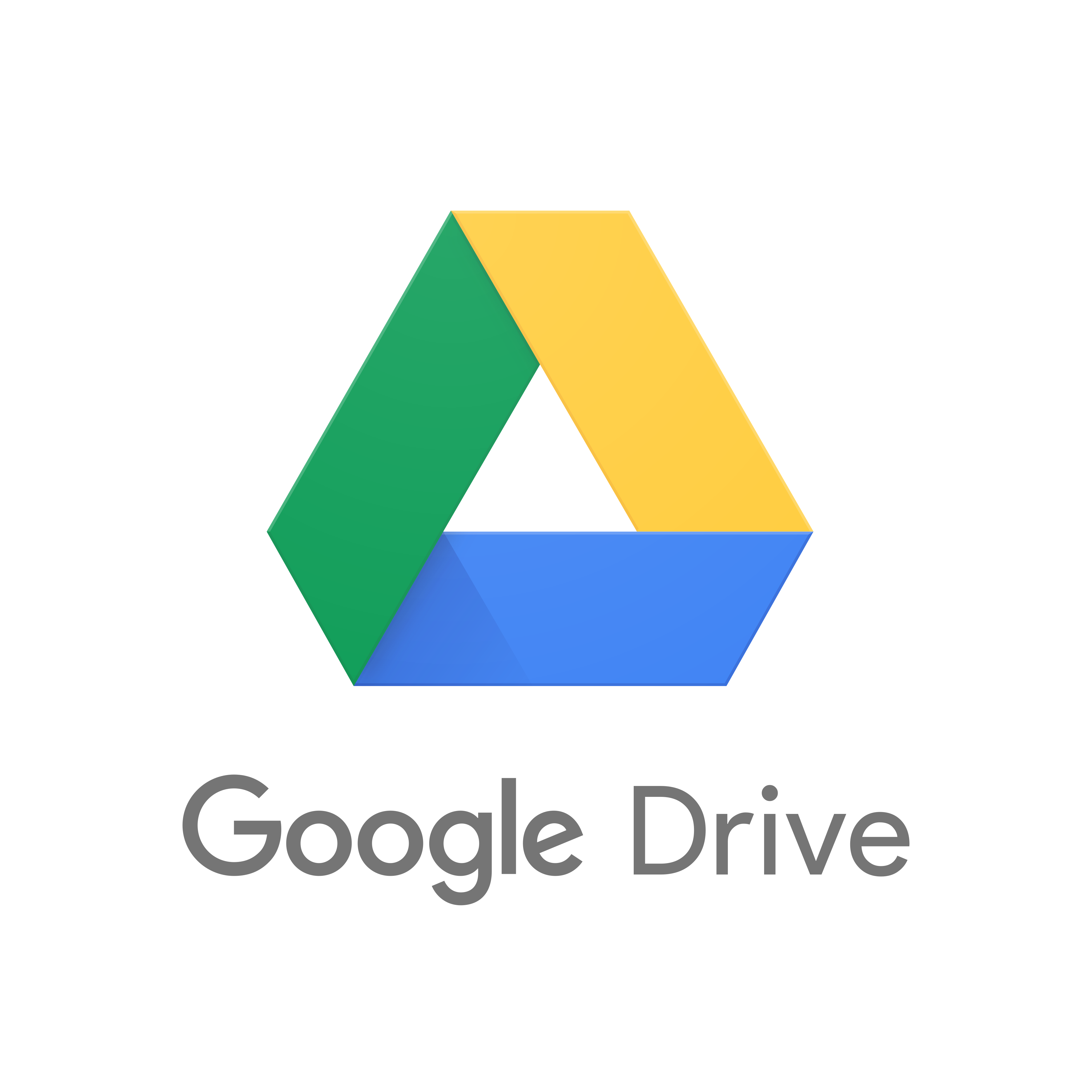 google drive logo 0 - Google Drive Logo