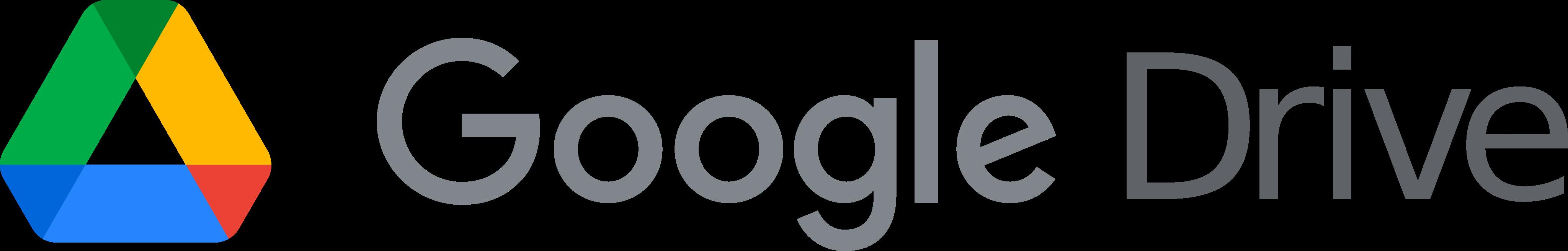 google drive logo 4 - Google Drive Logo