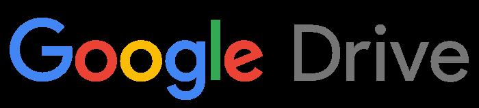 google drive logo 6 - Google Drive Logo