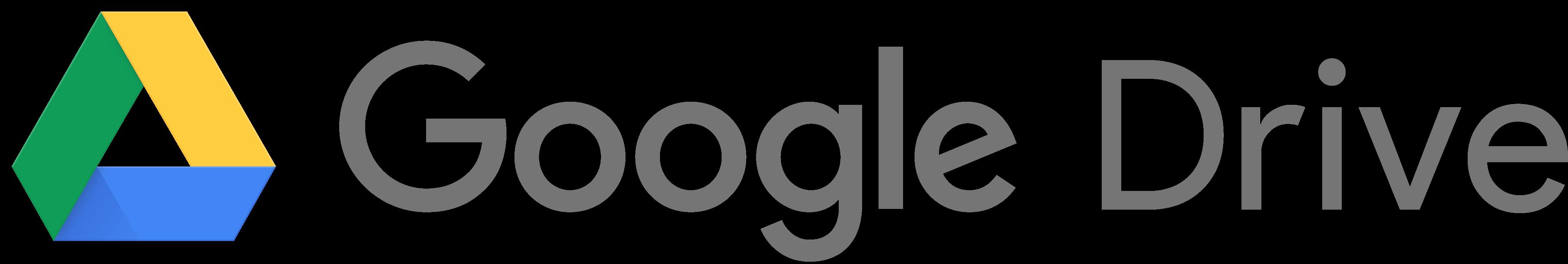 google drive logo - Google Drive Logo