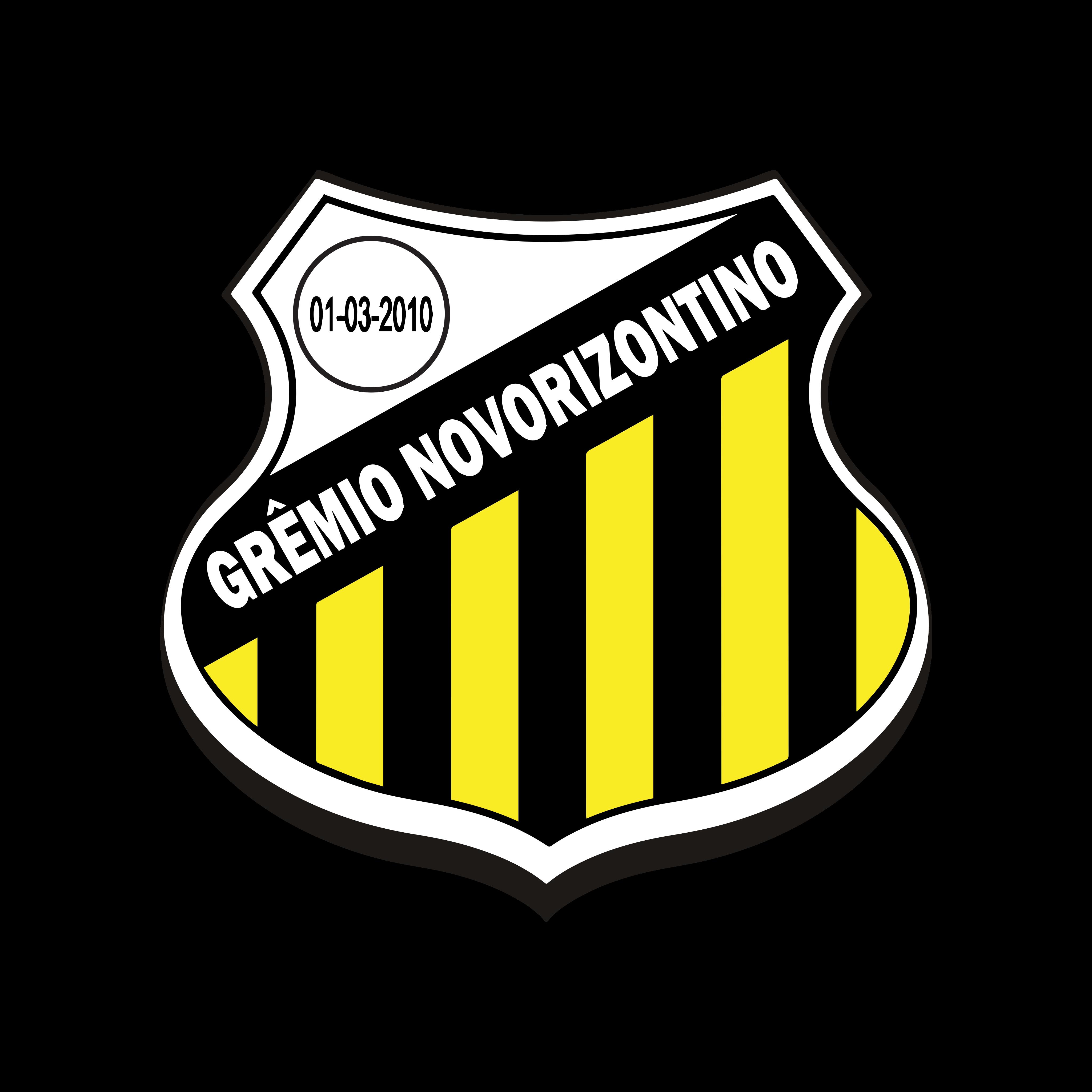 gremio novorizontino logo escudo 0 - Grêmio Novorizontino Logo