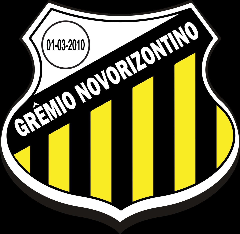 gremio novorizontino logo escudo 2 - Grêmio Novorizontino Logo