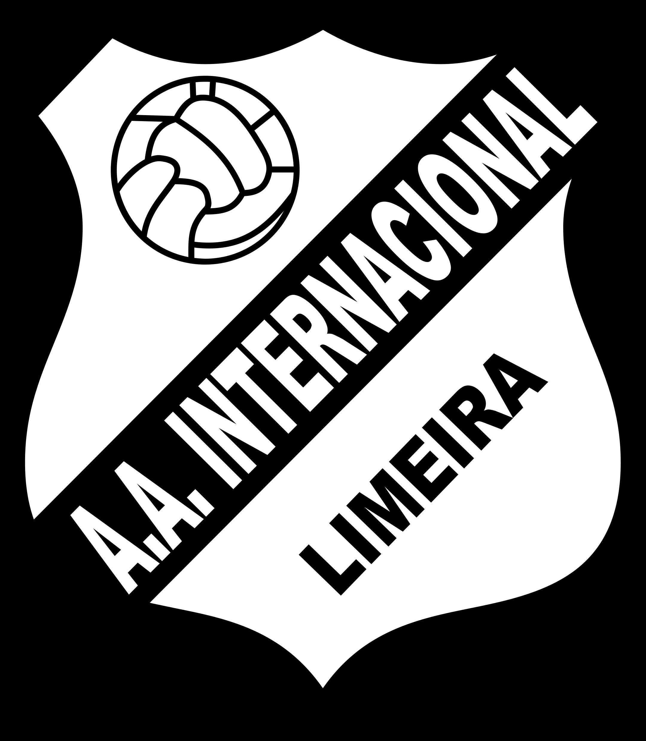 inter limeira logo escudo 1 - Inter de Limeira Logo - Escudo