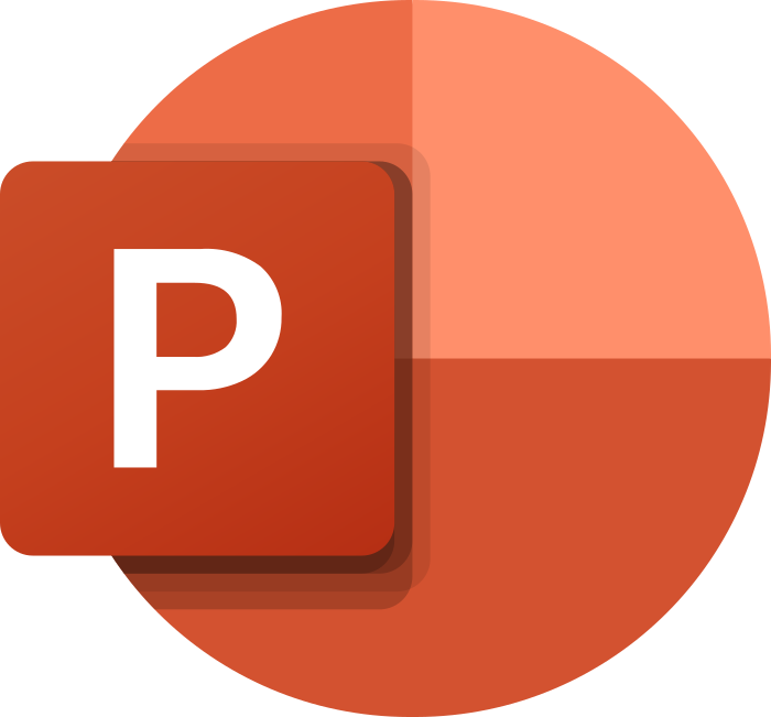 microsoft powerpoint logo 3 - Microsoft PowerPoint Logo