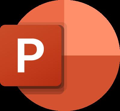 microsoft powerpoint logo 4 - Microsoft PowerPoint Logo