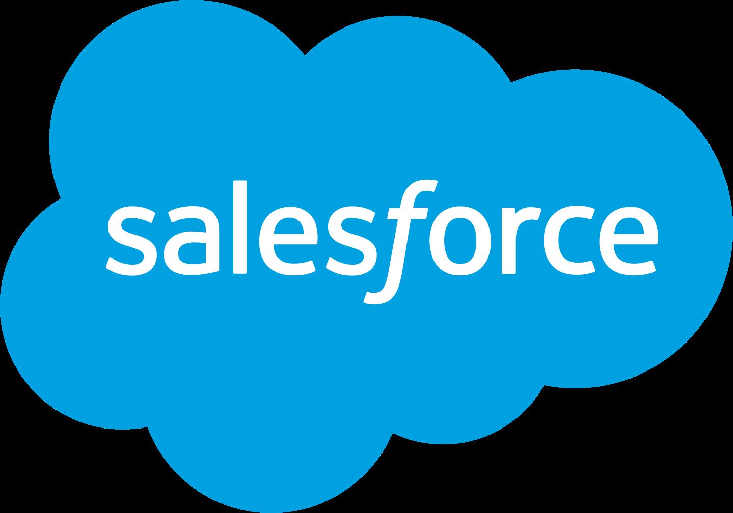 salesforce logo 2 - Salesforce Logo