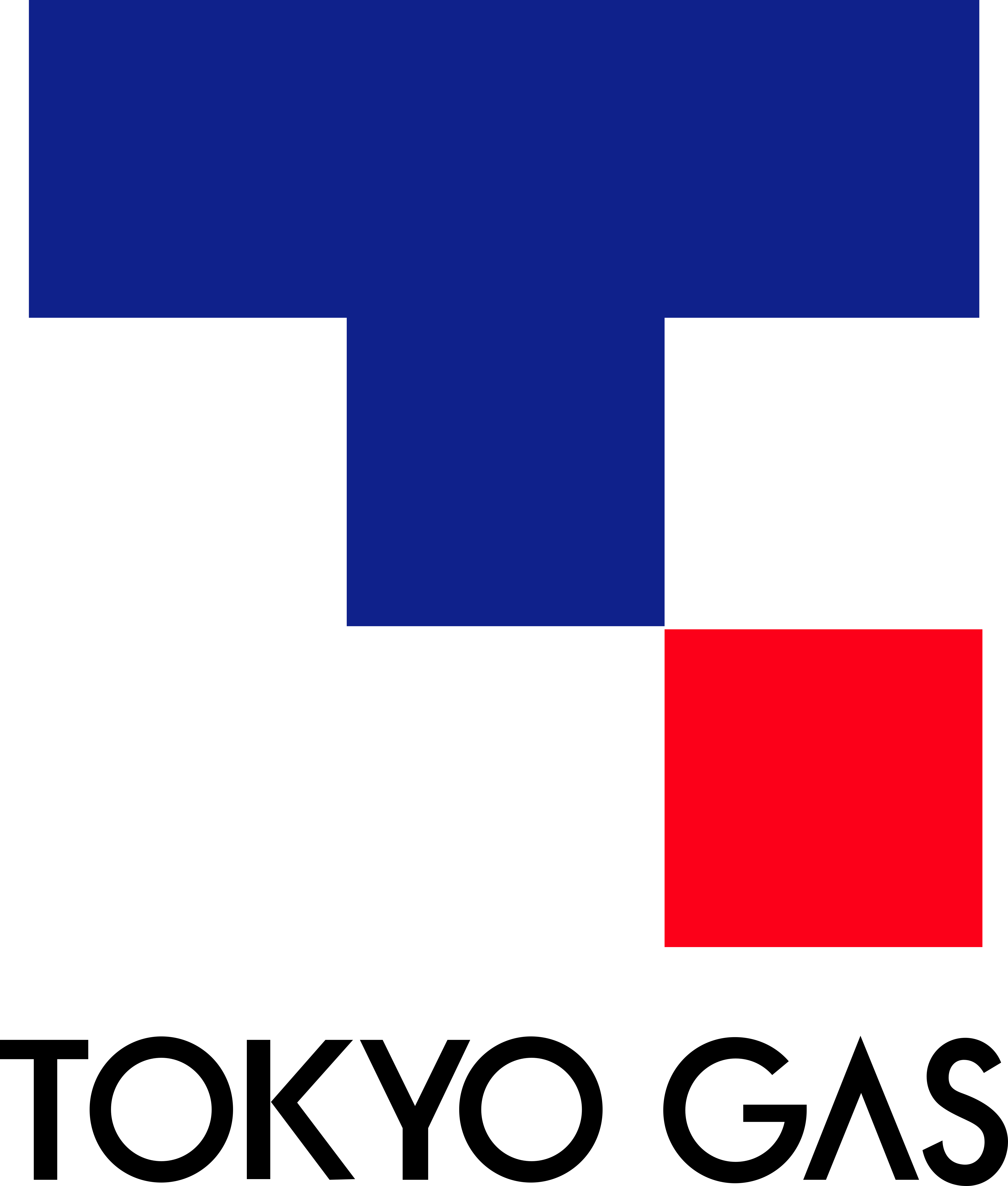 tokyo gas logo 1 - Tokyo Gas Logo