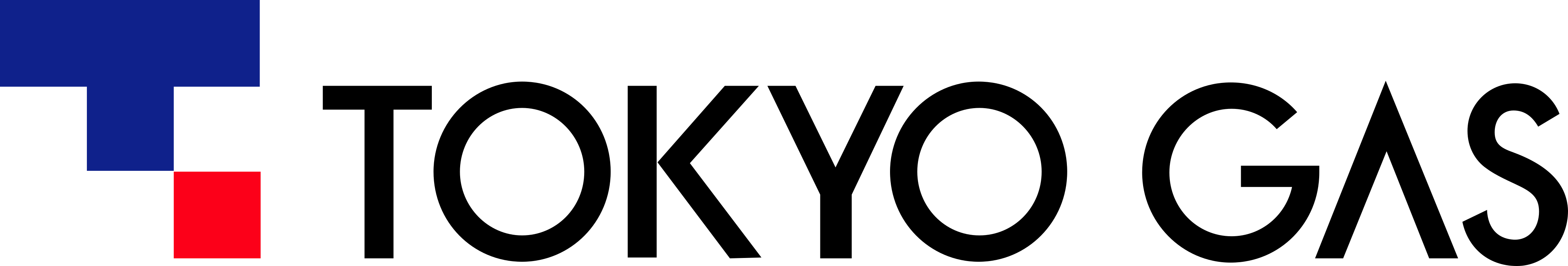 Tokyo Gas Logo.
