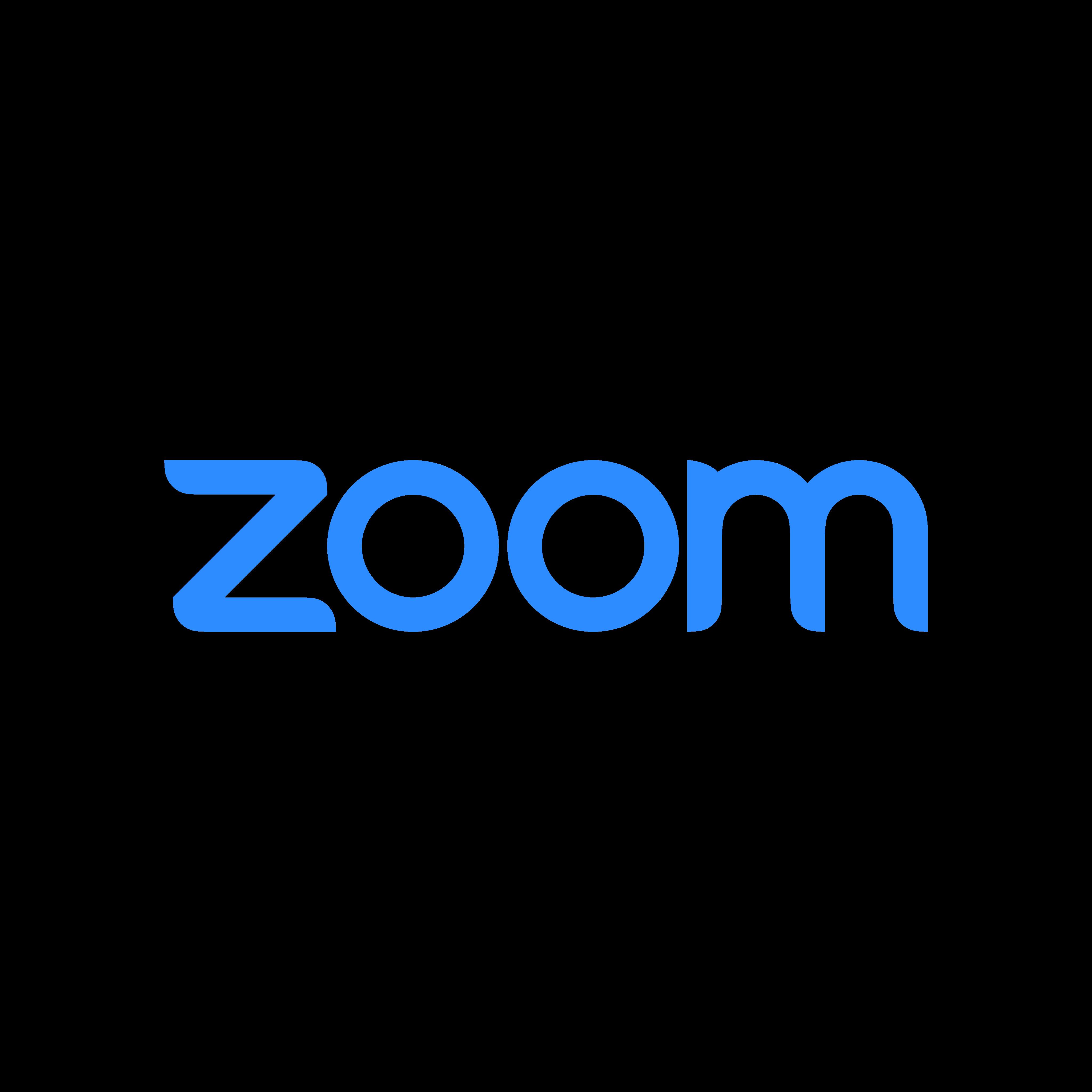 zoom logo 0 - Zoom Logo