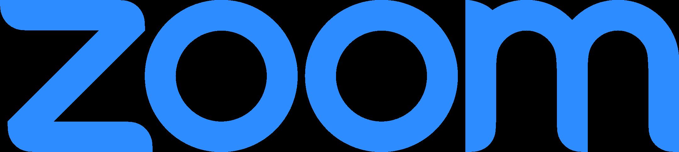 zoom logo 1 - Zoom Logo