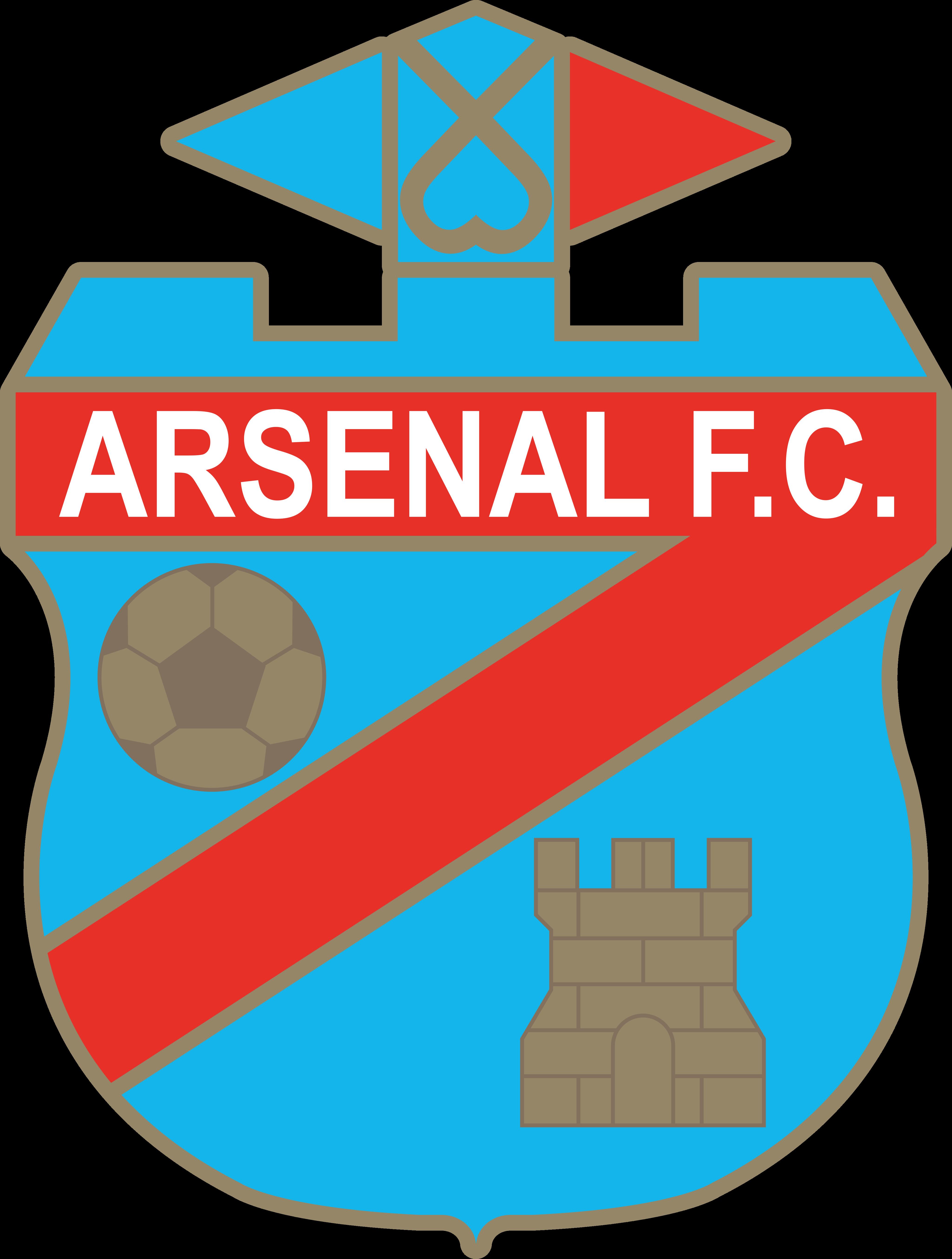 Arsenal FC Sarandí Logo.