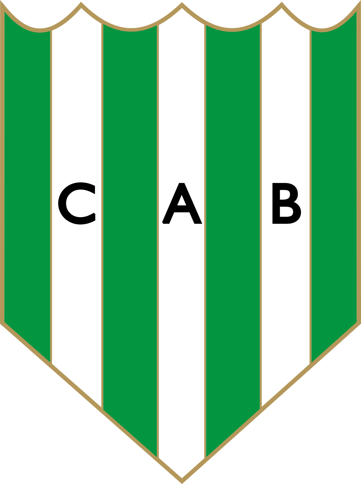 banfield logo 2 - Club Atlético Banfield Logo