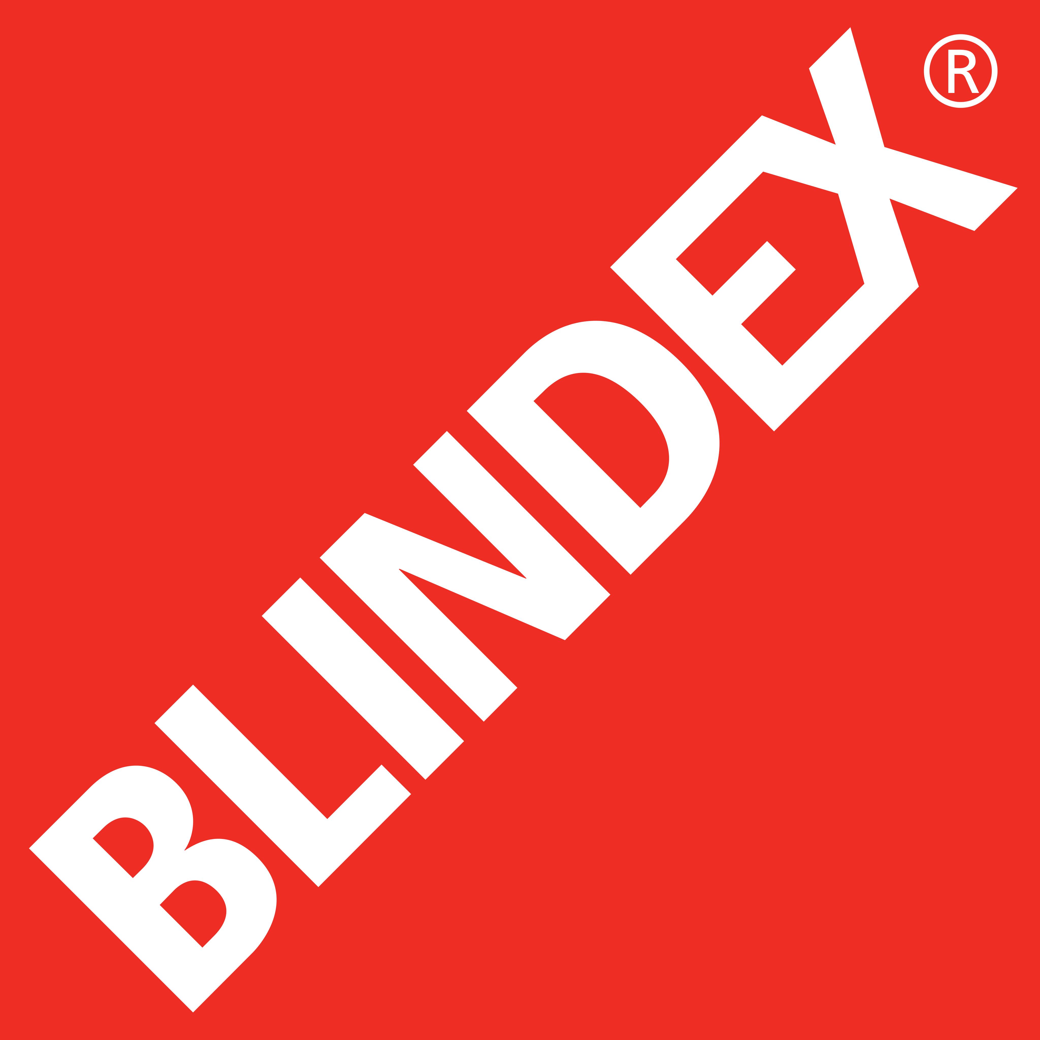 Blindex Logo.