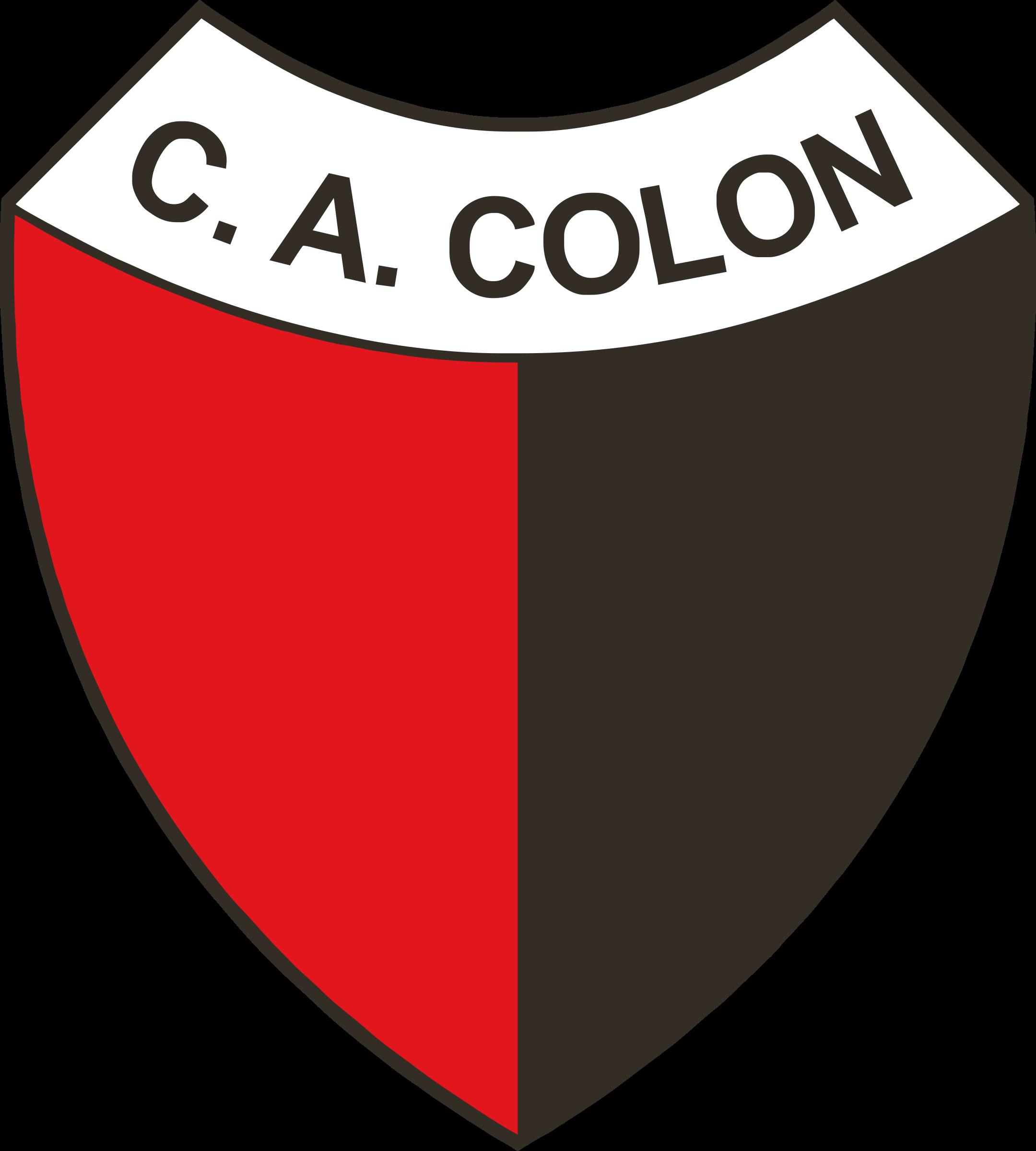 c a colon logo 1 - Club Atlético Colón Logo