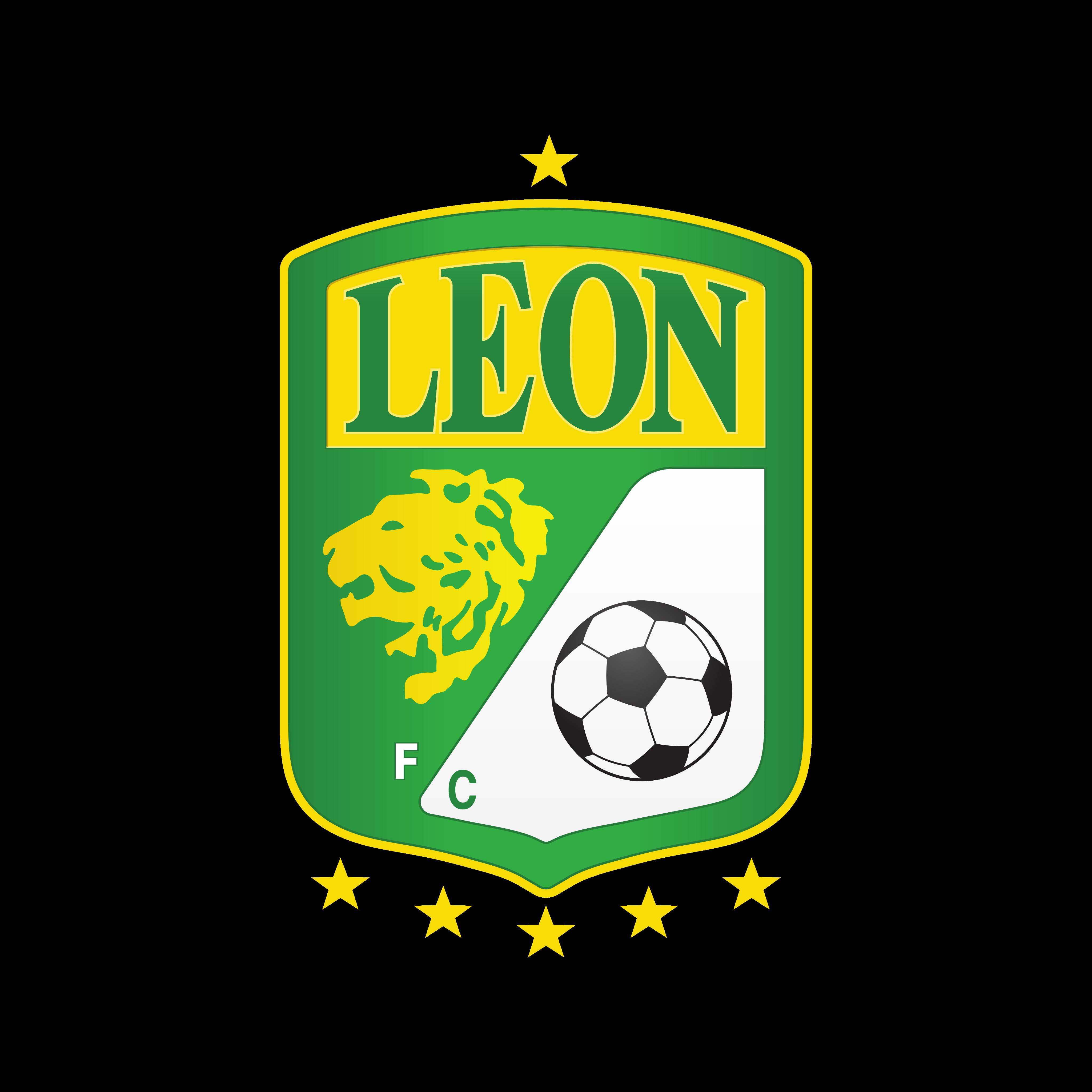 club leon logo 0 - Club León Logo - Escudo