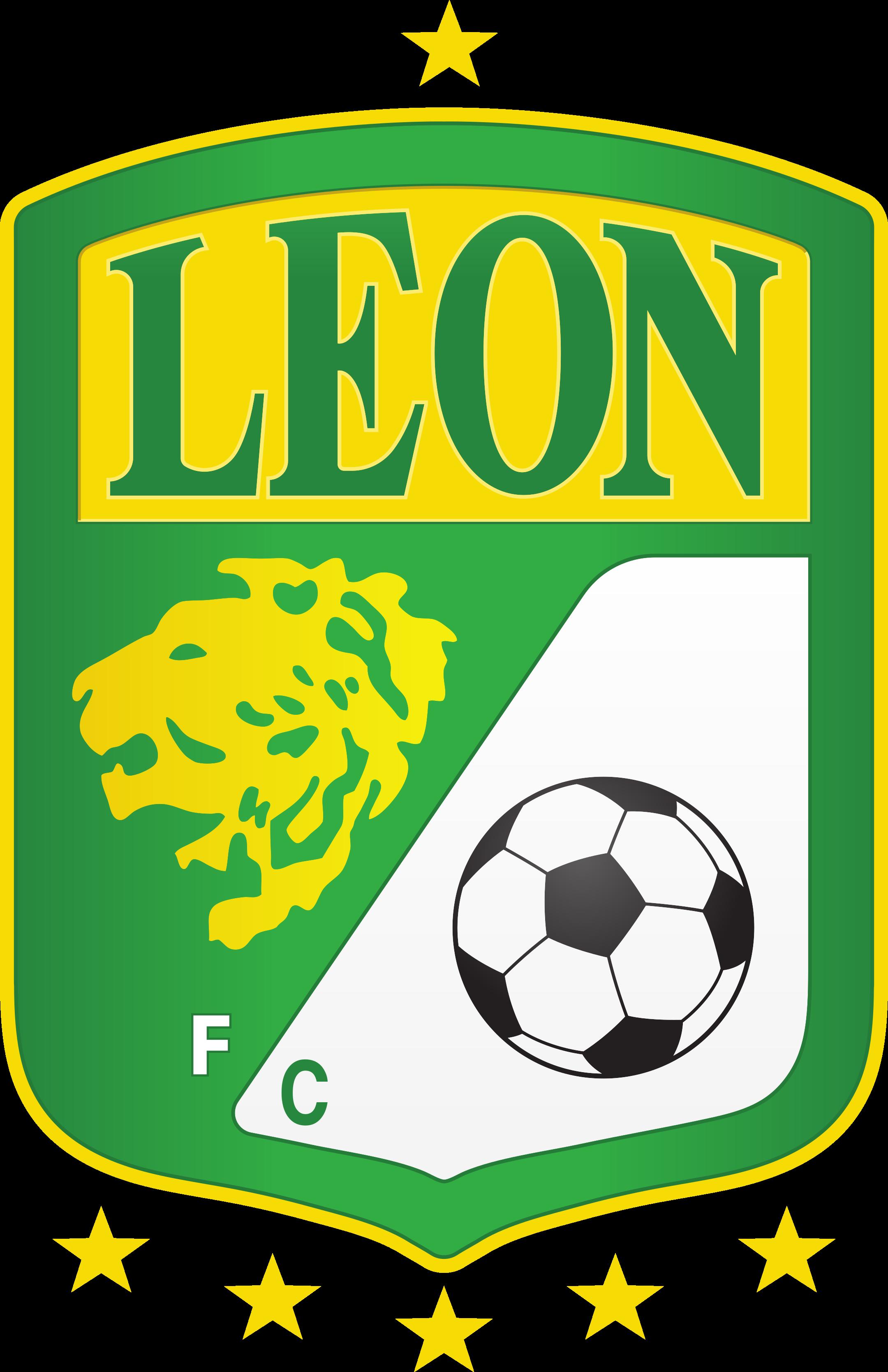 club leon logo 1 - Club León Logo - Escudo