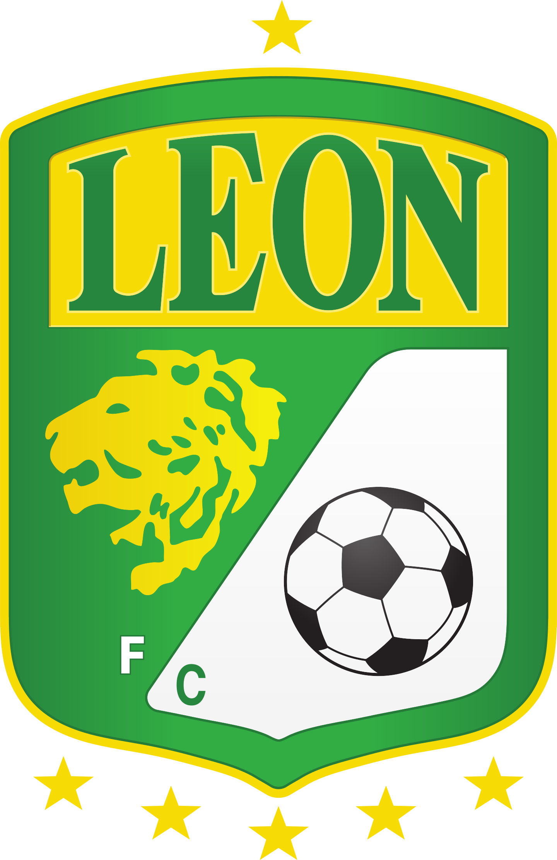 club leon logo 2 - Club León Logo - Escudo