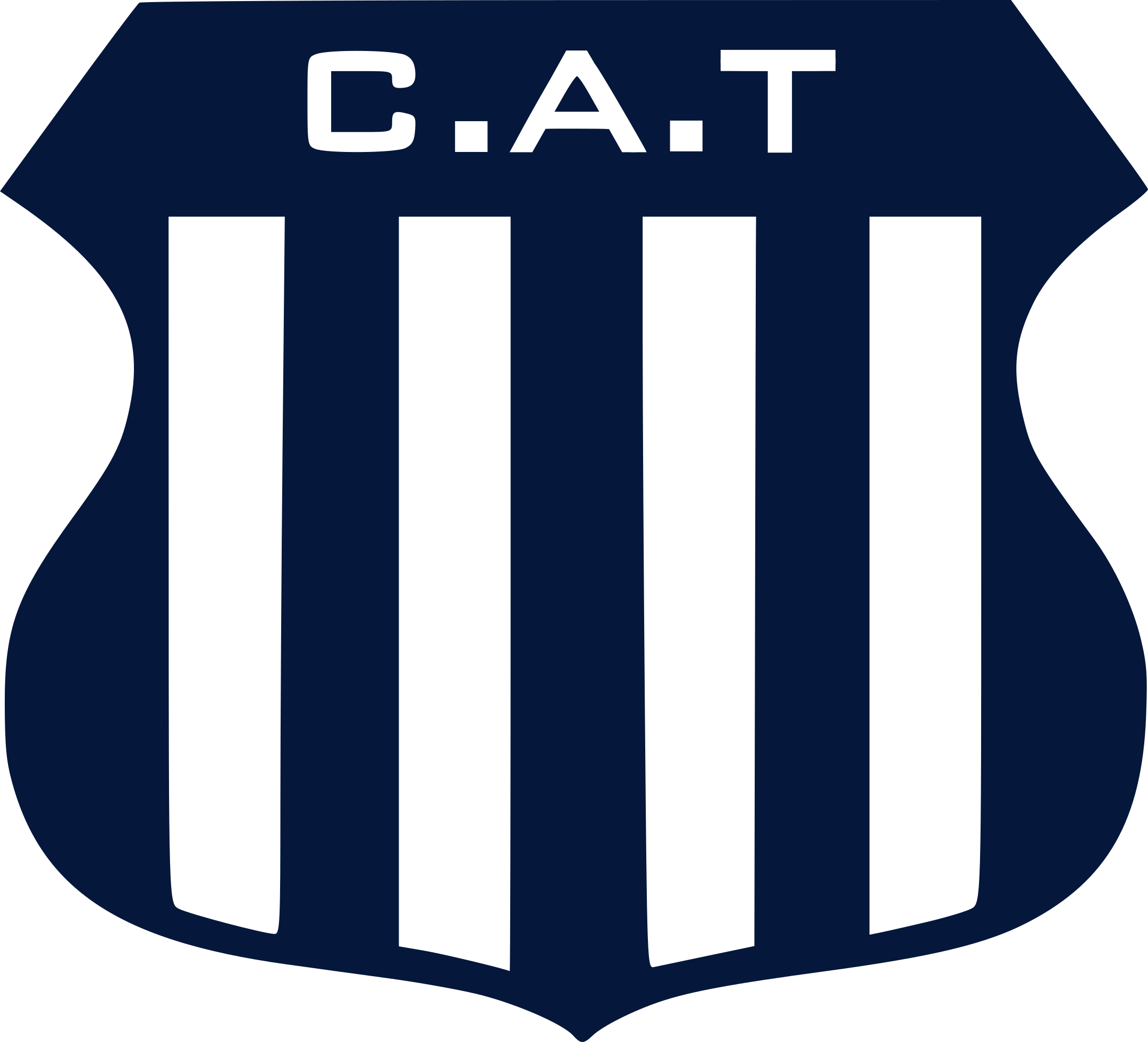 club talleres logo 1 - Club Atlético Talleres Logo