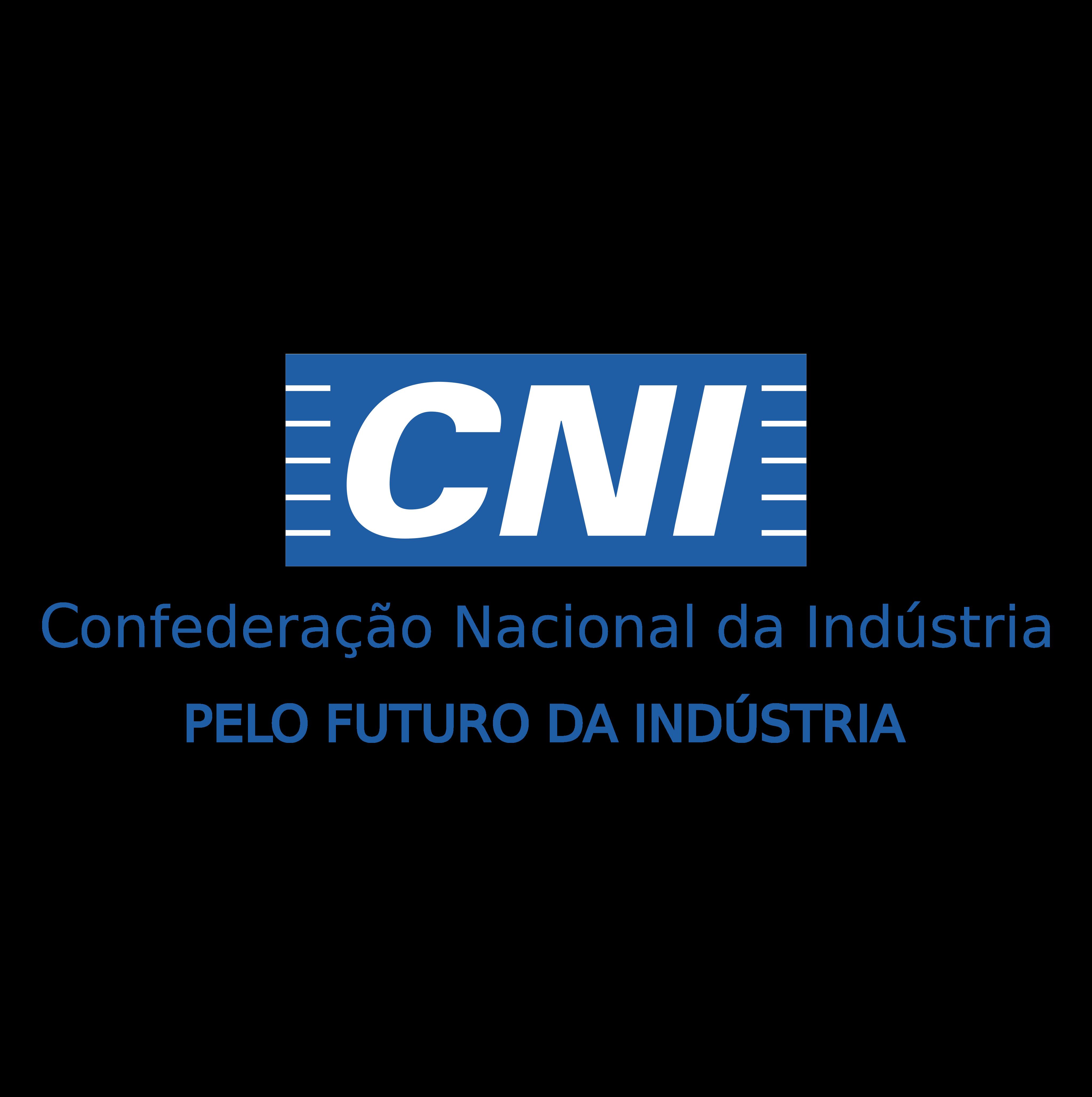 cni logo 0 - CNI Logo - Confederação Nacional da Indústria