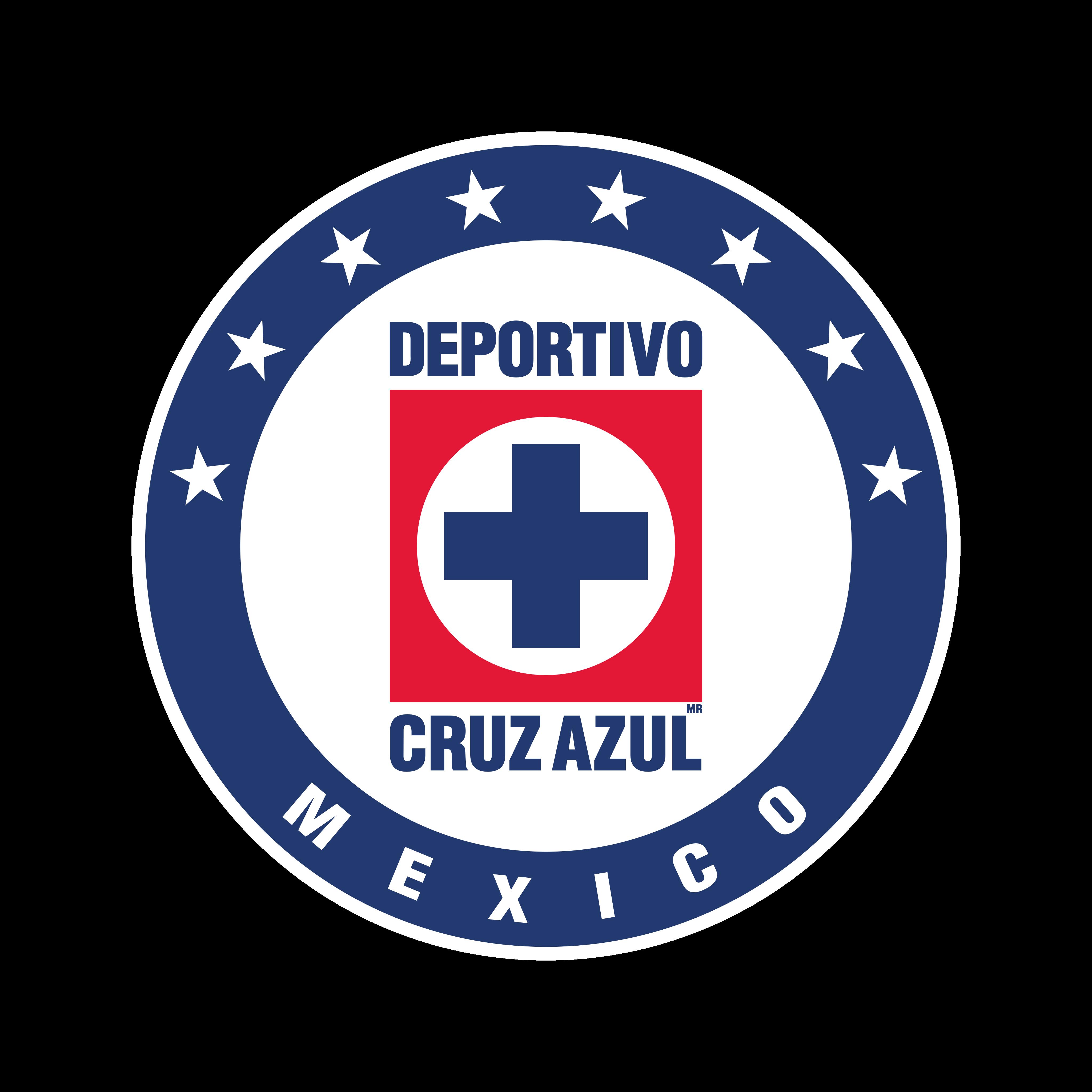 cruz azul fc logo 0 - Cruz Azul FC Logo